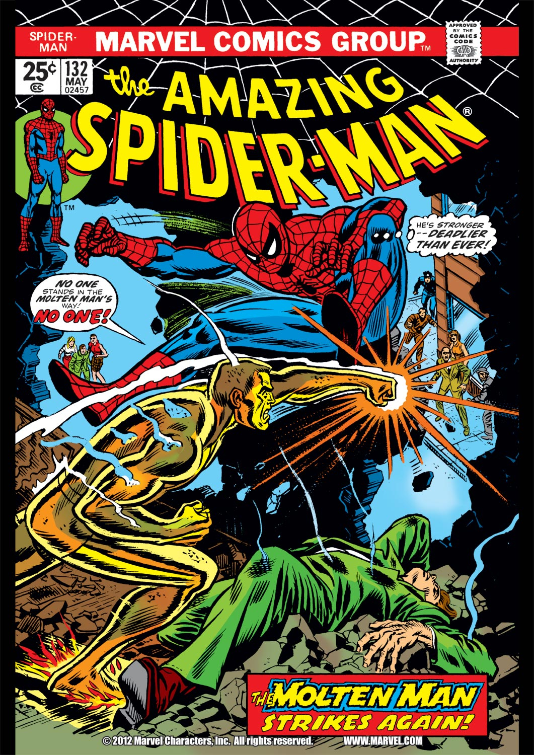 The Amazing Spider-Man (1963) 132 Page 1