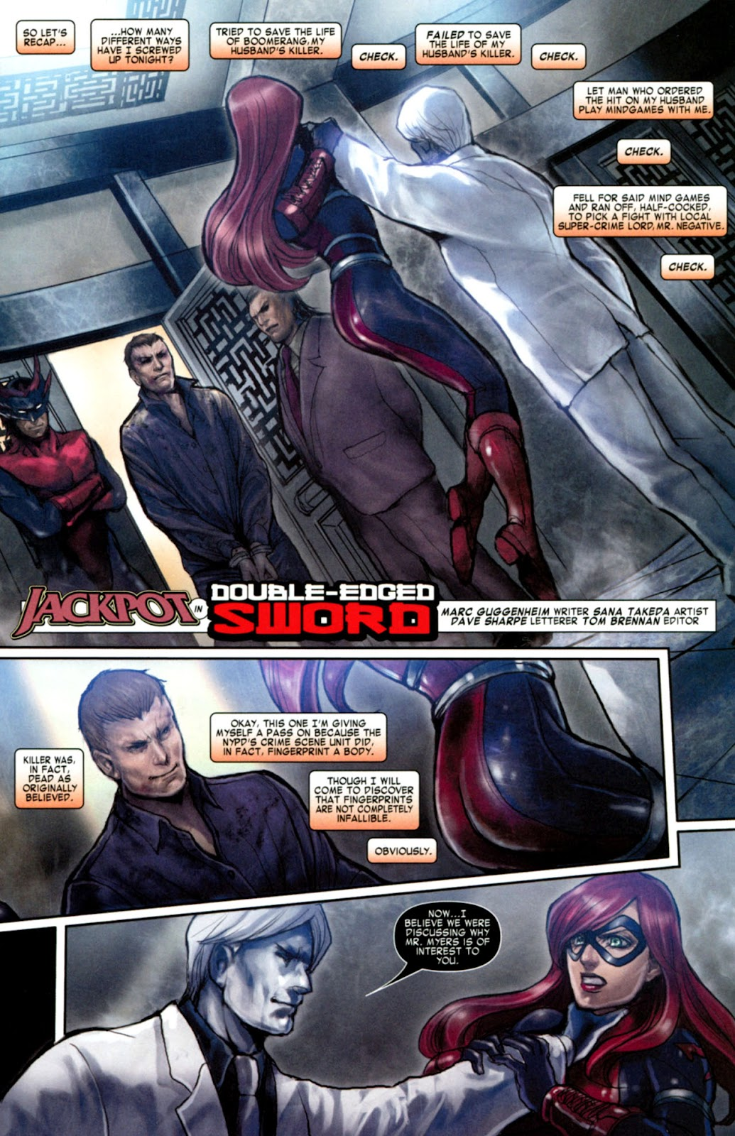 Web of Spider-Man (2009) Issue #11 #11 - English 25