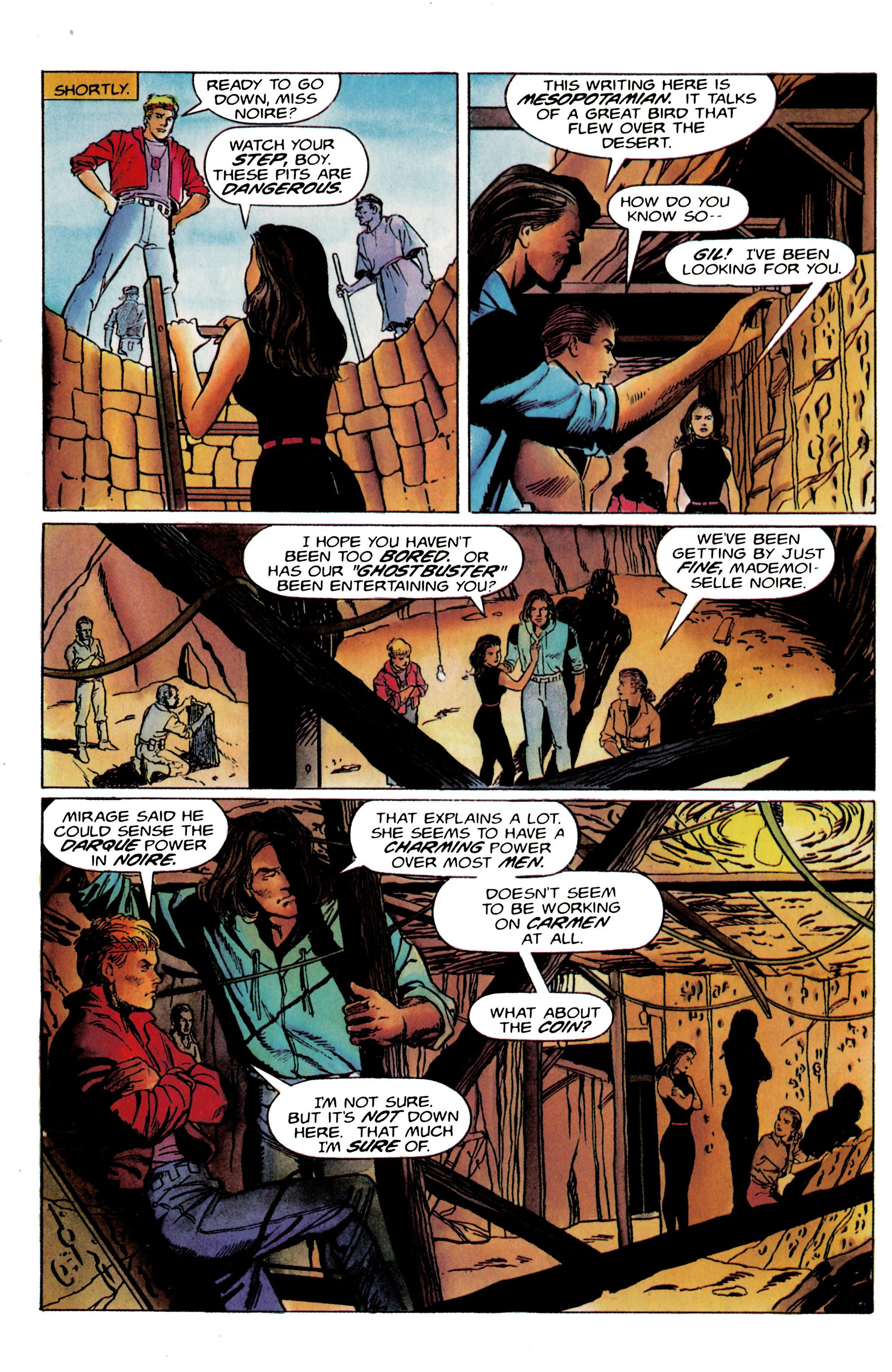 Read online Eternal Warrior (1992) comic -  Issue #19 - 12
