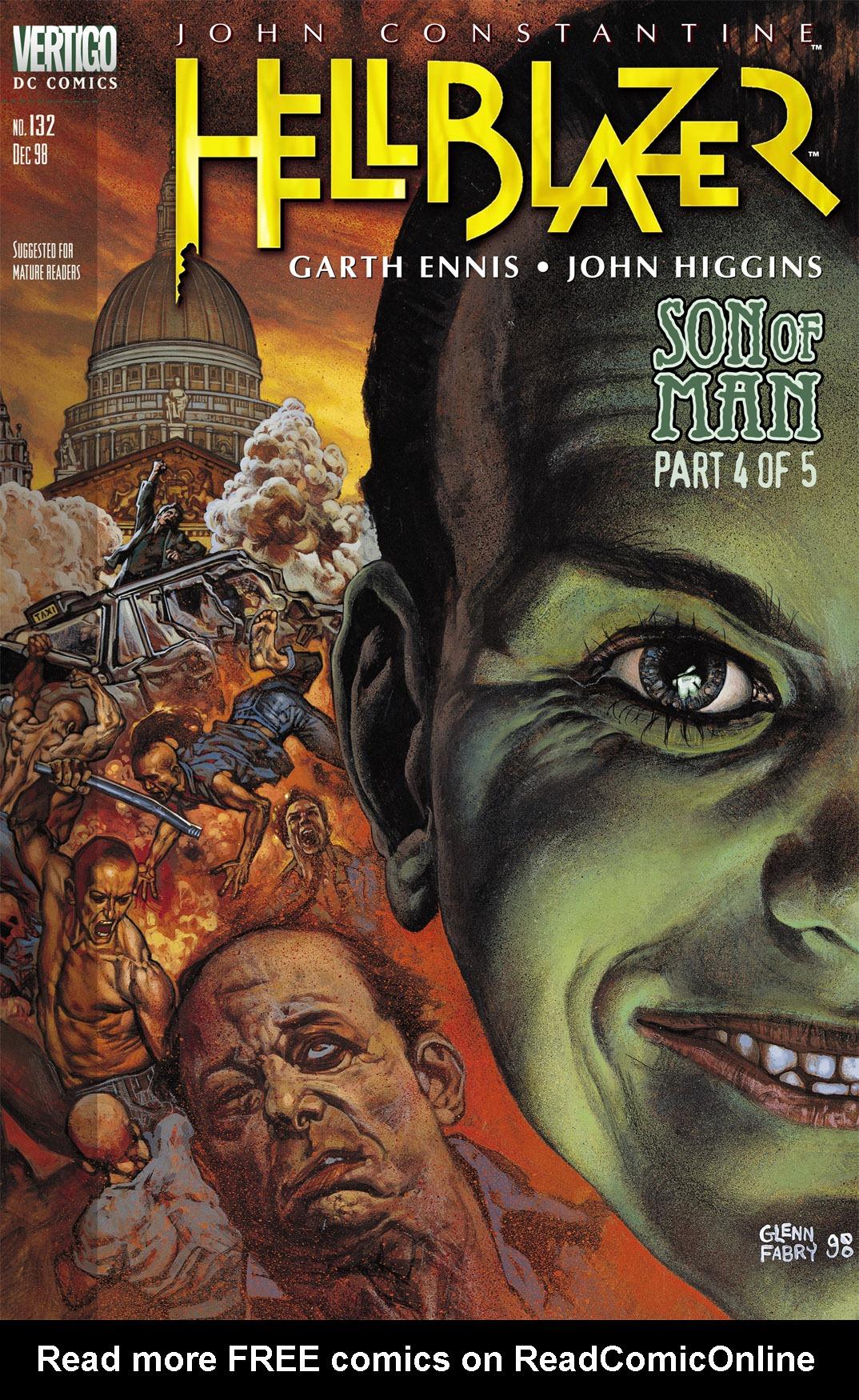 Hellblazer issue 132 - Page 1