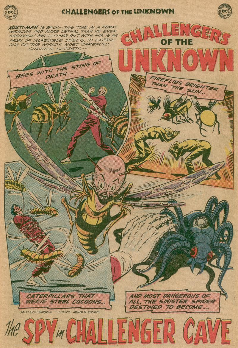 Challengers of the Unknown (1958) issue 40 - Page 18
