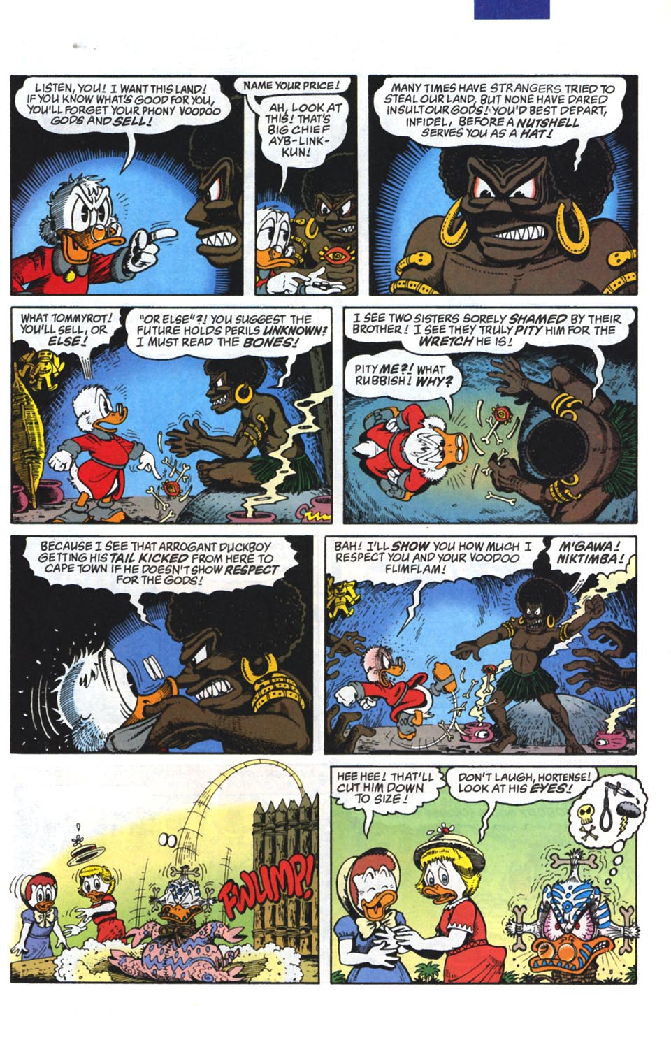 Read online Uncle Scrooge (1953) comic -  Issue #295 - 8