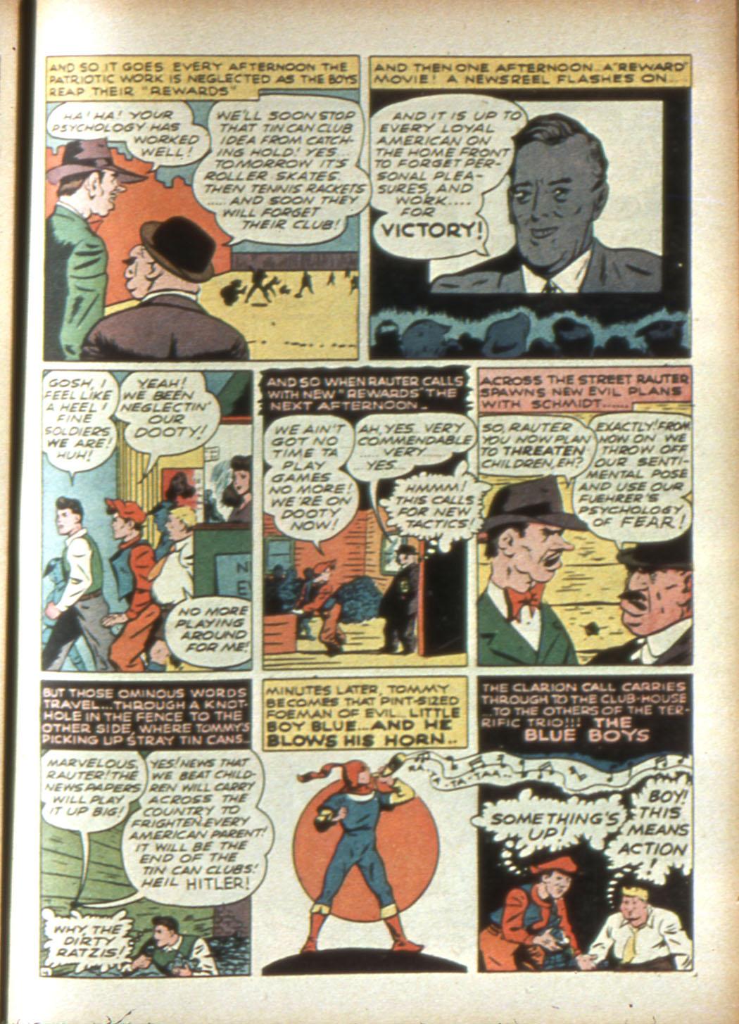 Read online Sensation (Mystery) Comics comic -  Issue #16 - 53