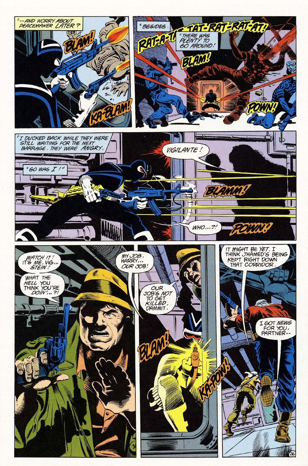 Vigilante (1983) issue 37 - Page 28