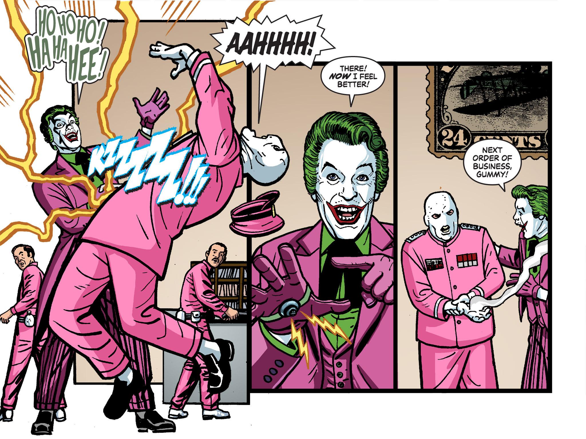 Read online Batman '66 Meets the Green Hornet [II] comic -  Issue #4 - 26