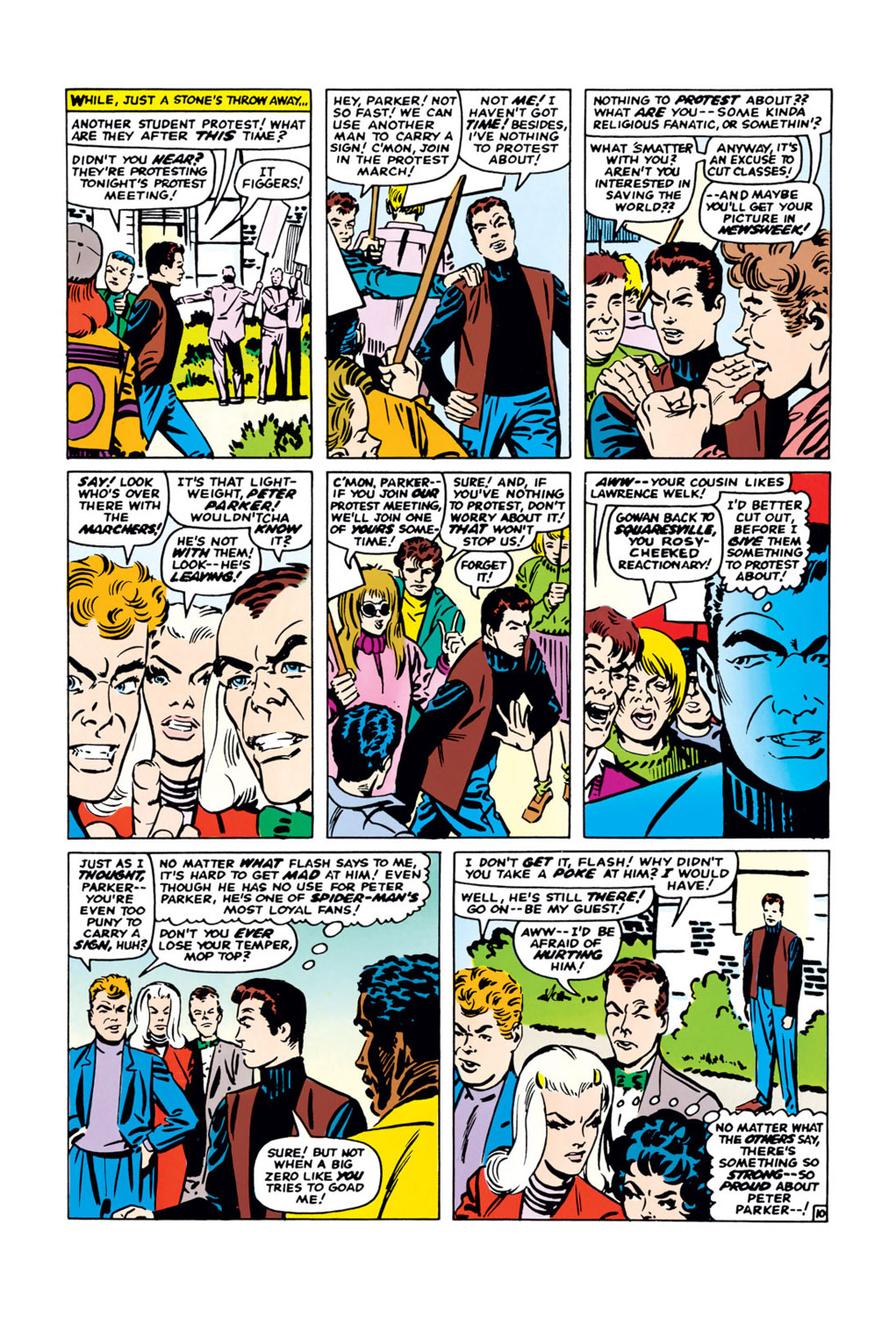 The Amazing Spider-Man (1963) 38 Page 10