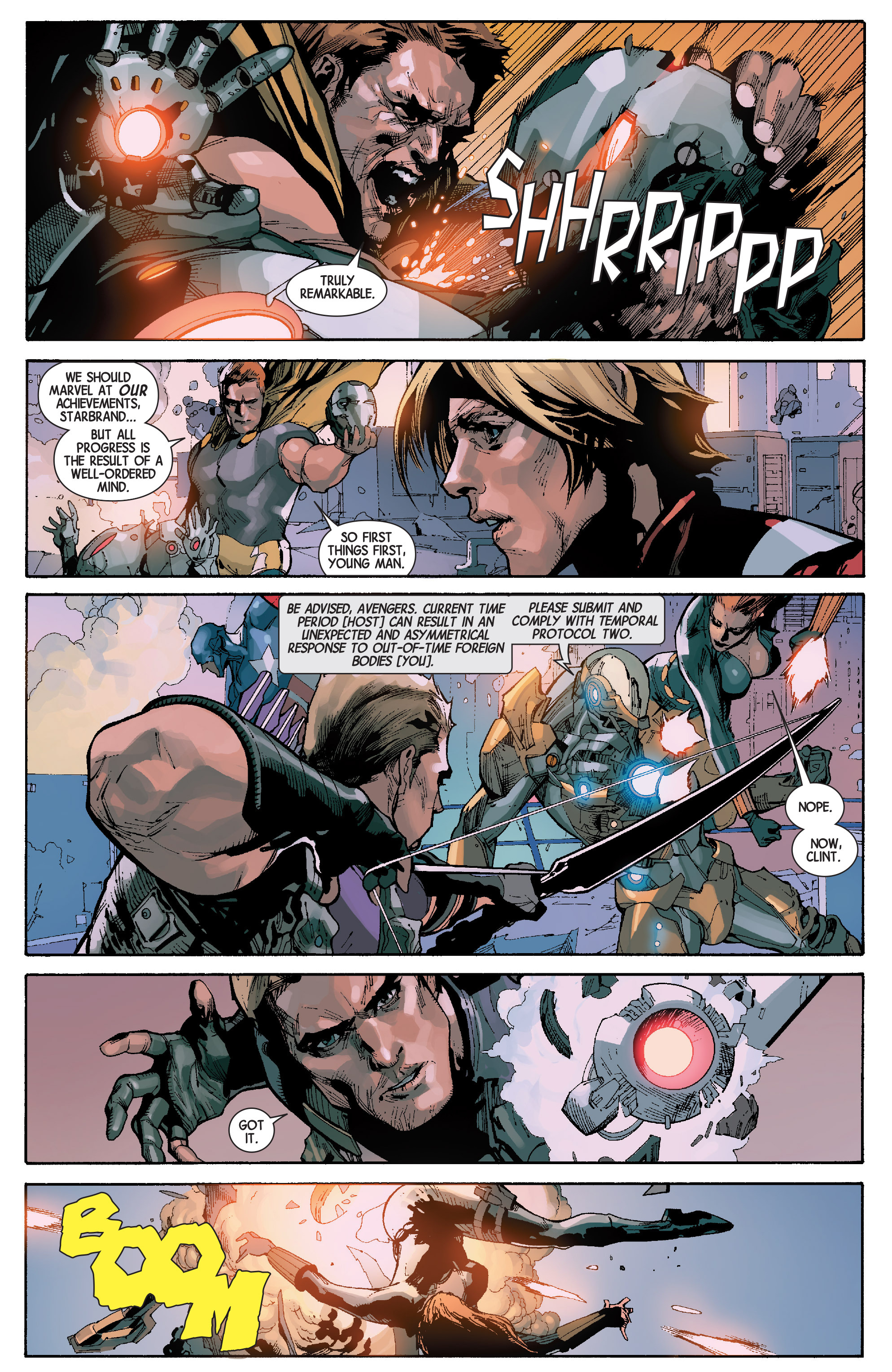 Read online Avengers (2013) comic -  Issue #Avengers (2013) _TPB 6 - 40