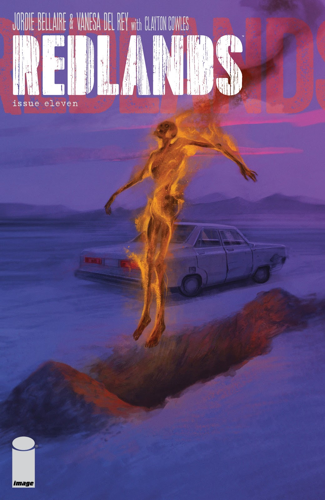 Read online Redlands comic -  Issue #11 - 1