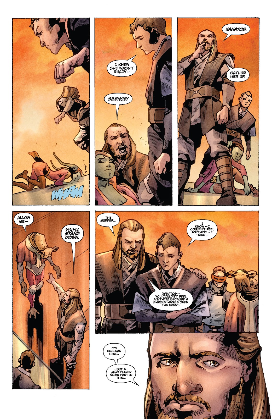 Read online Star Wars Legends: Rise of the Sith - Epic Collection comic -  Issue # TPB 1 (Part 2) - 20