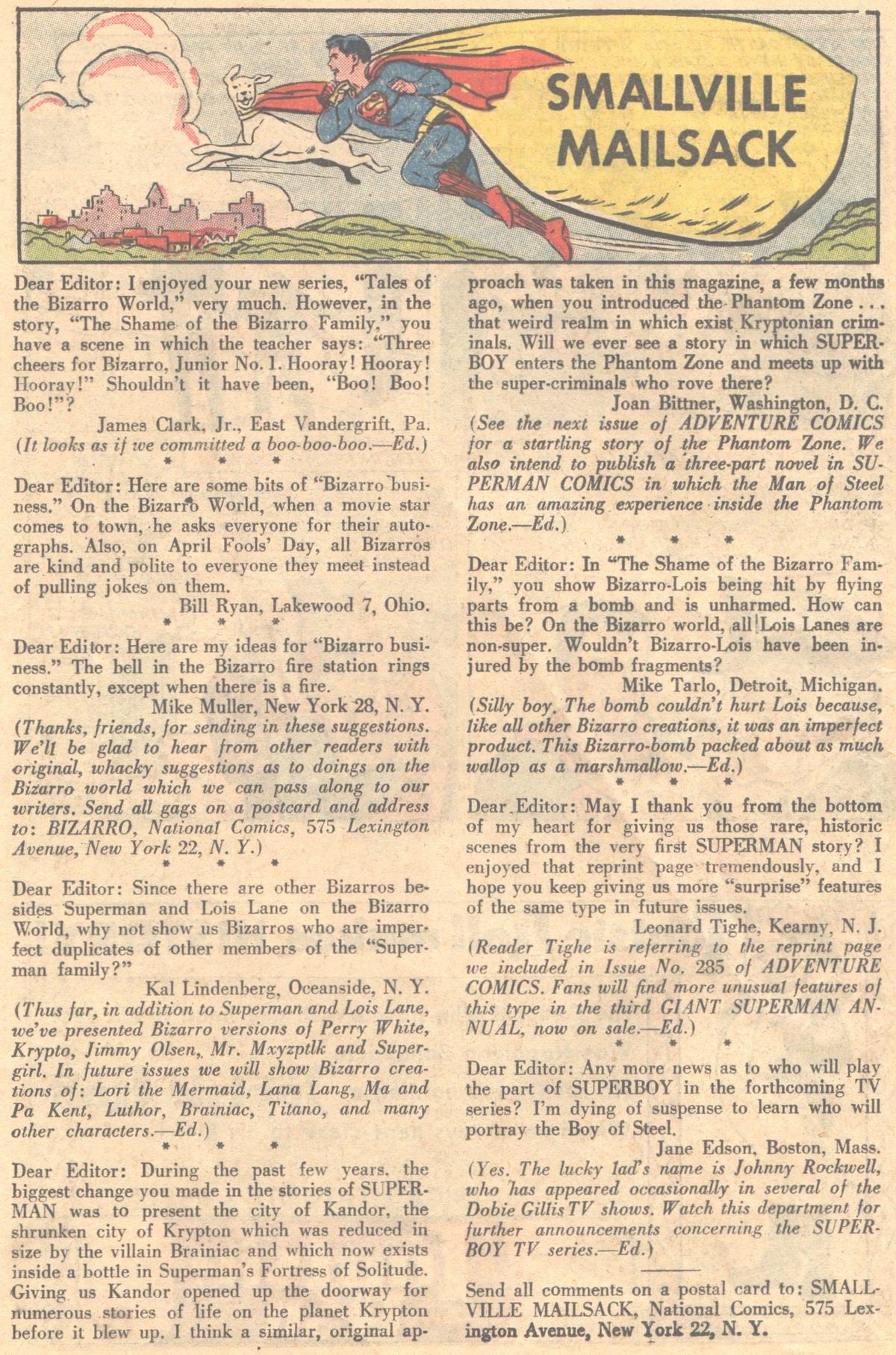 Read online Adventure Comics (1938) comic -  Issue #288 - 16