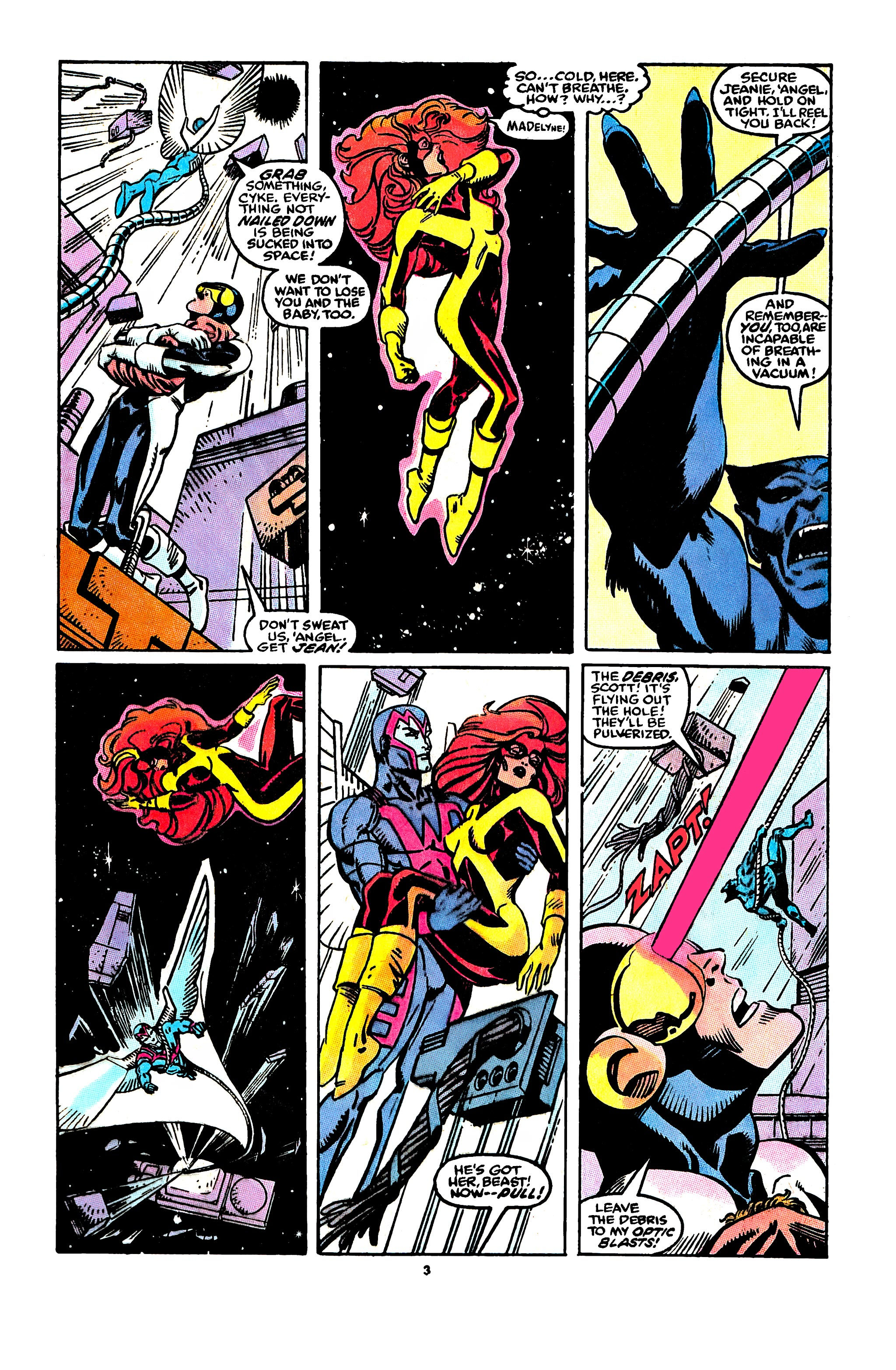 Read online X-Factor (1986) comic -  Issue #43 - 4