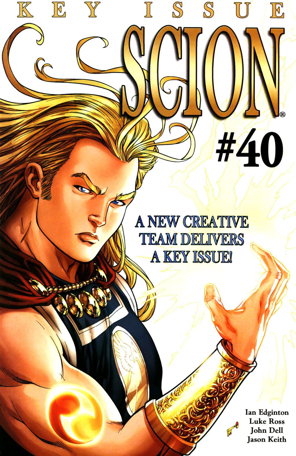 Read online Scion comic -  Issue #39 - 18