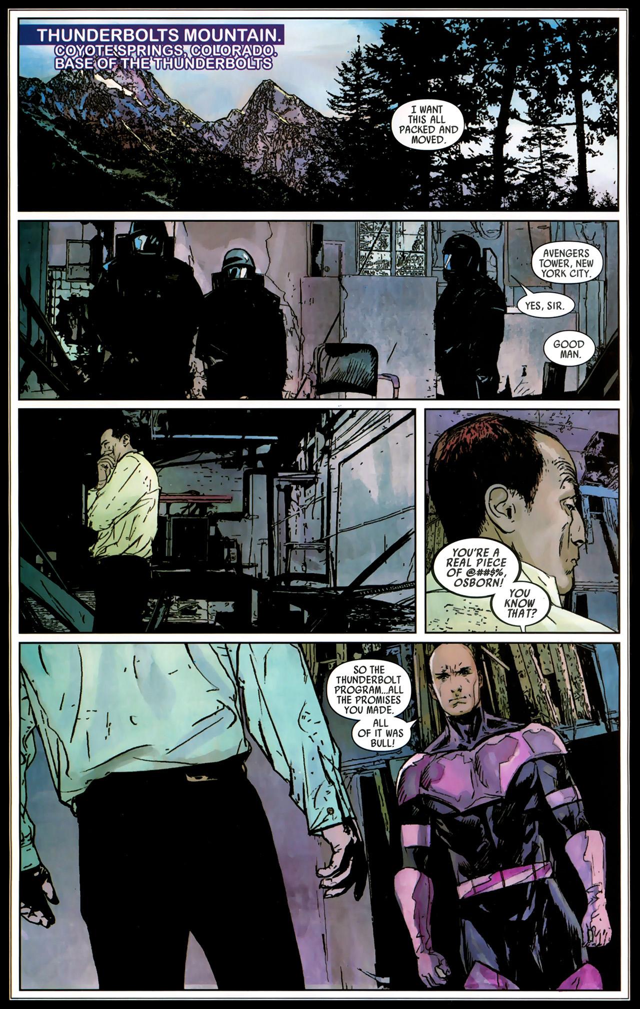 Read online Secret Invasion: Dark Reign comic -  Issue # Full - 23