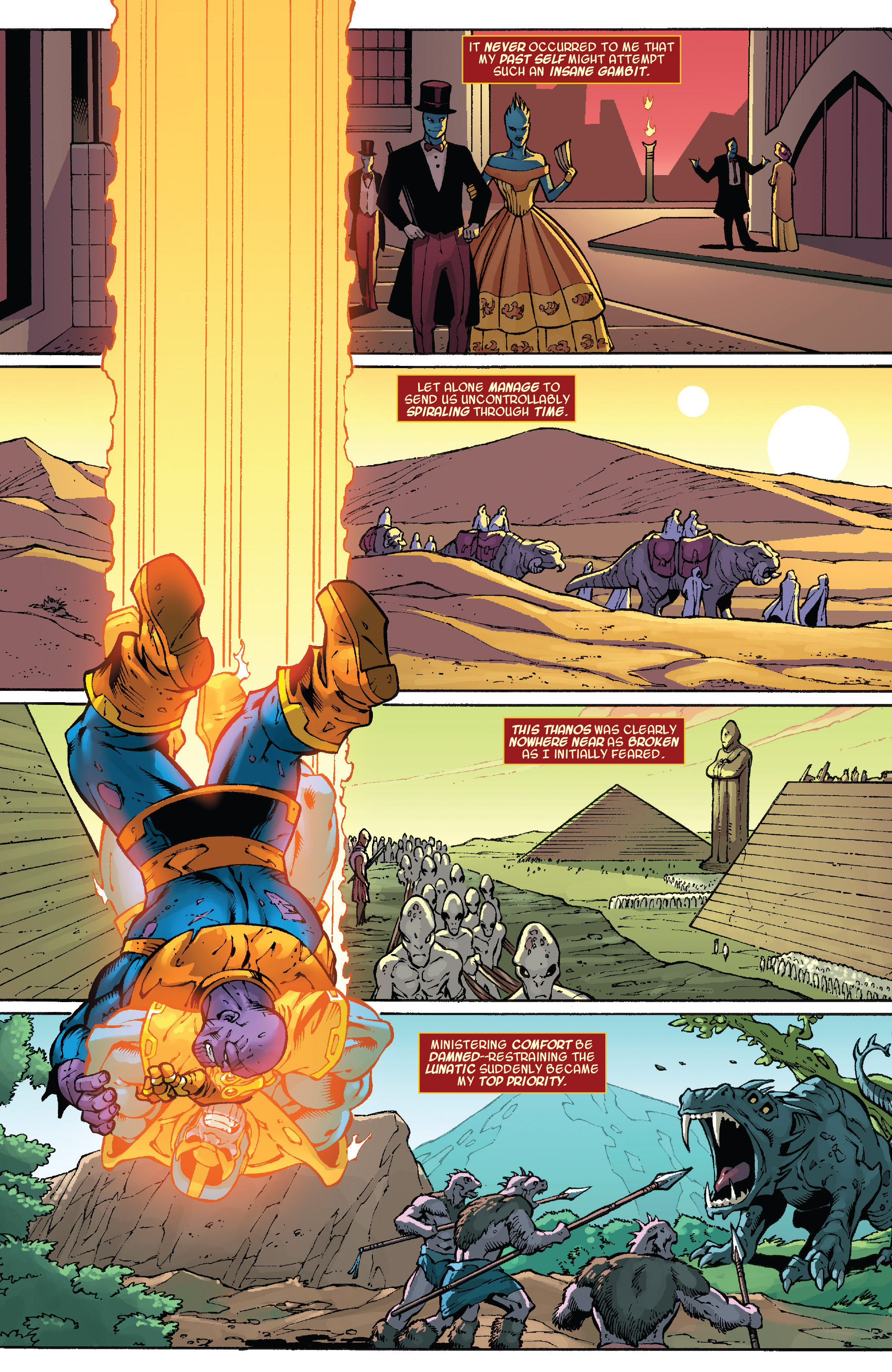 Read online Thanos Annual comic -  Issue # Annual - 17
