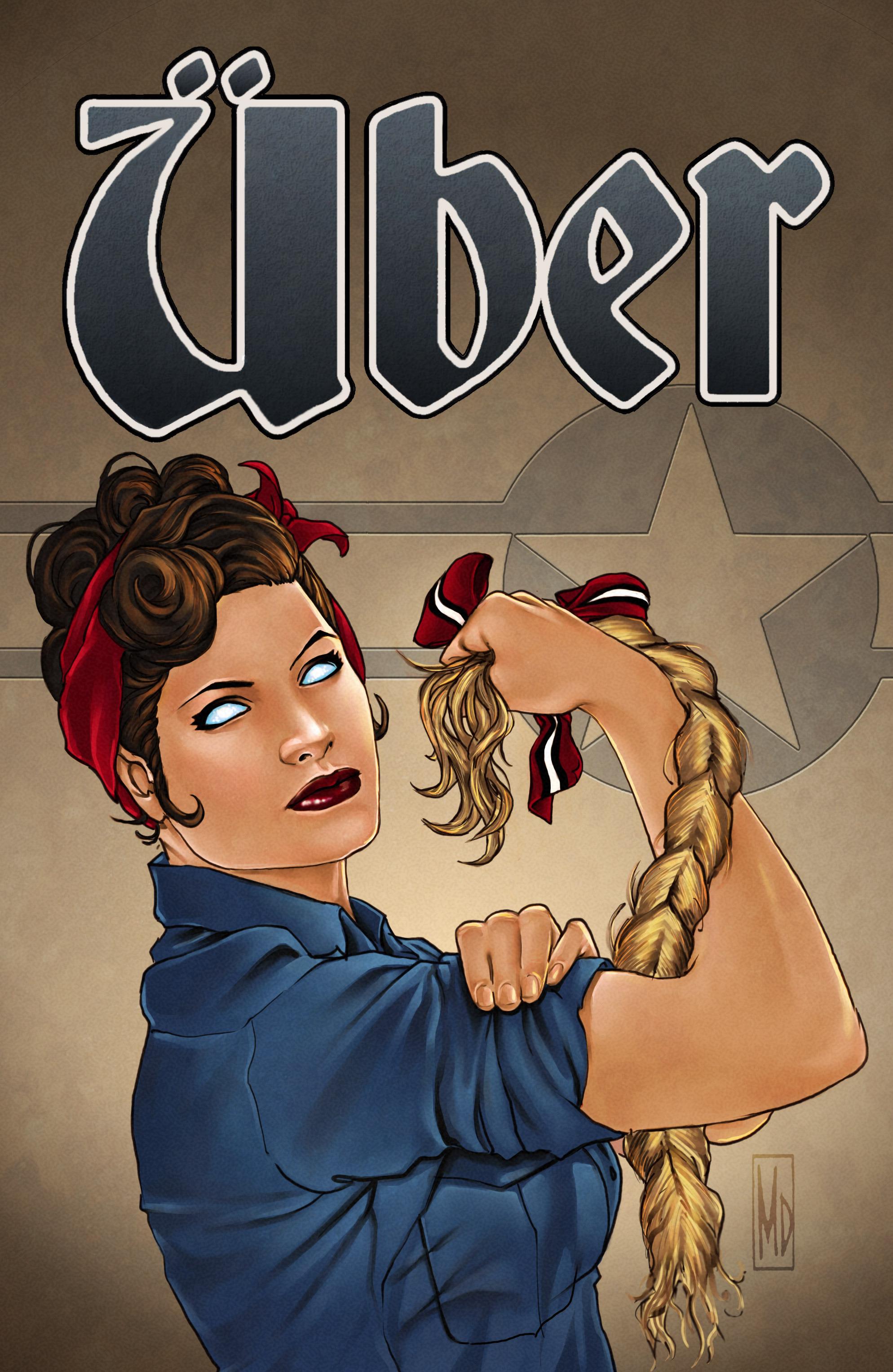 Read online Uber: Invasion comic -  Issue #1 - 28