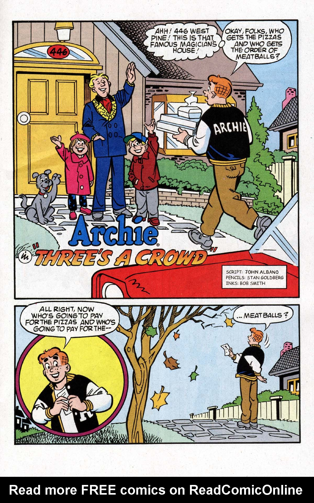 Read online Archie (1960) comic -  Issue #529 - 8