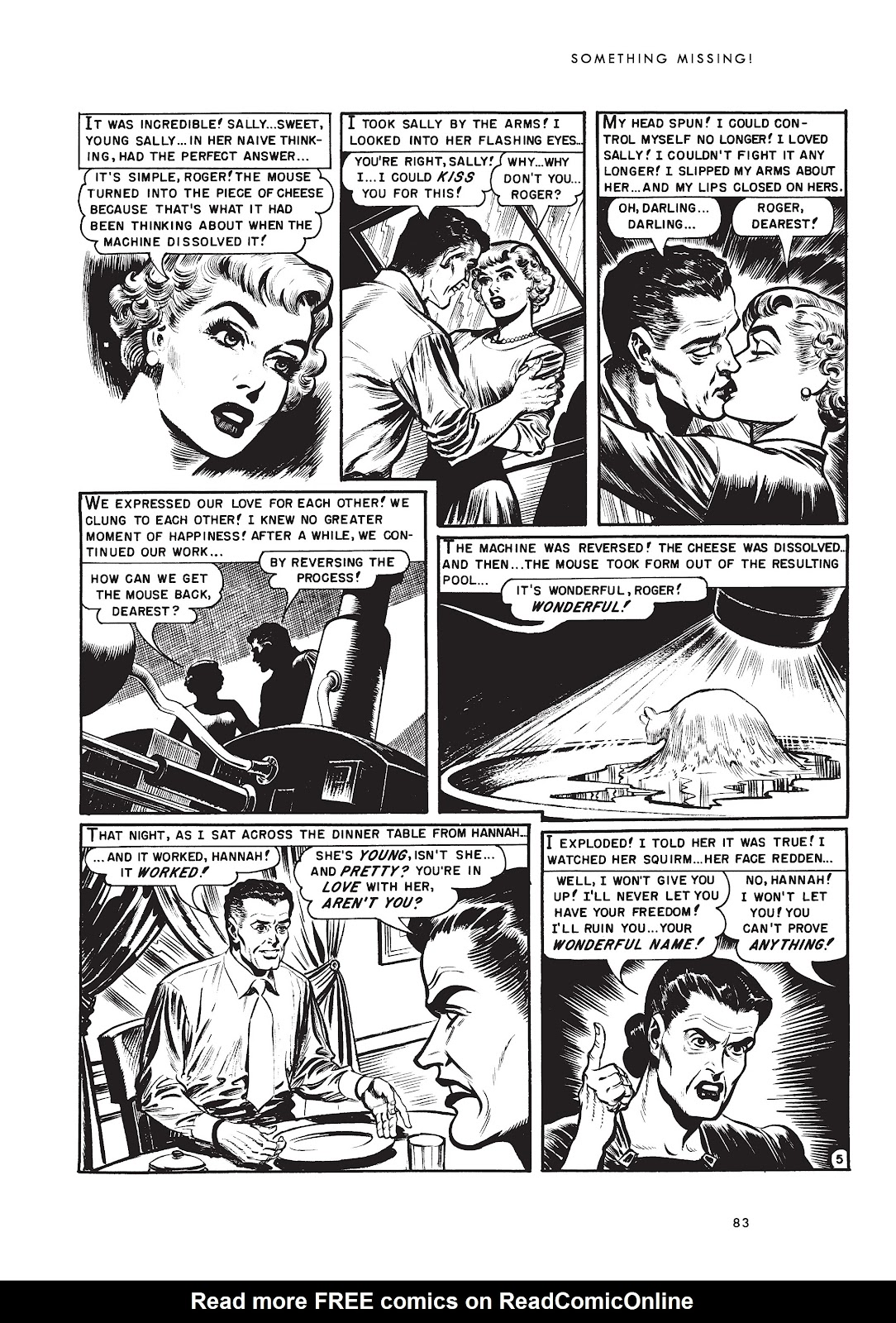 Read online The Martian Monster and Other Stories comic -  Issue # TPB (Part 1) - 98