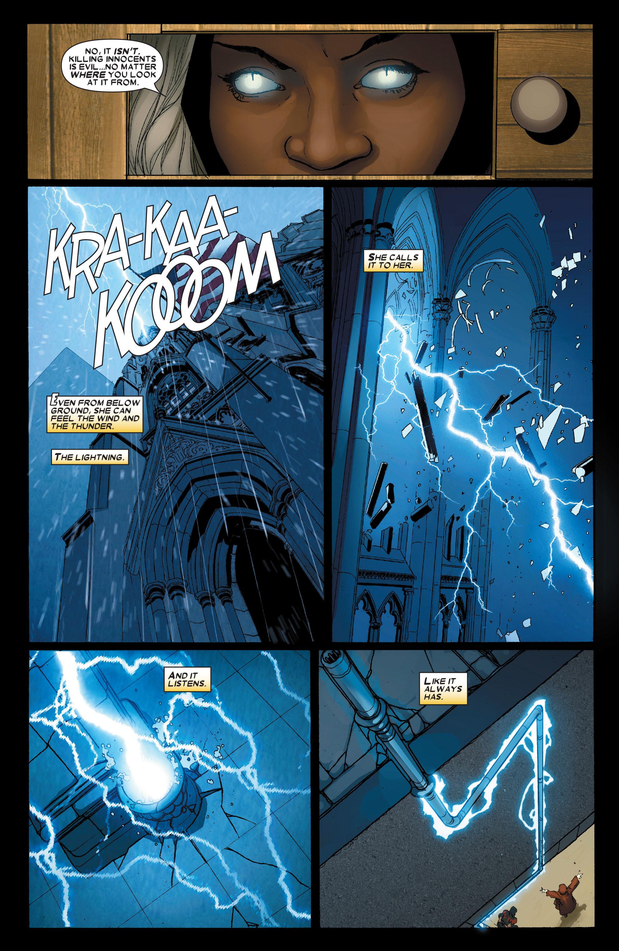 Read online Uncanny X-Men (1963) comic -  Issue #491 - 11