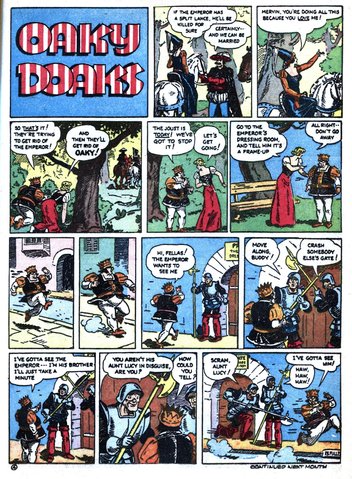 Read online Famous Funnies comic -  Issue #83 - 41