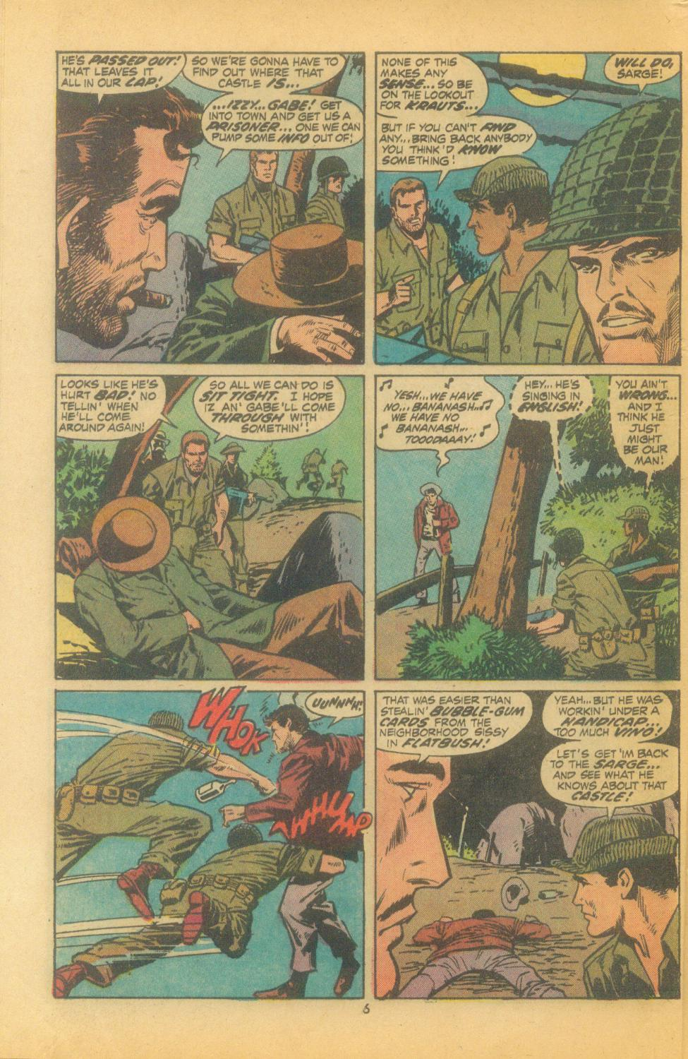 Read online Sgt. Fury comic -  Issue #102 - 8