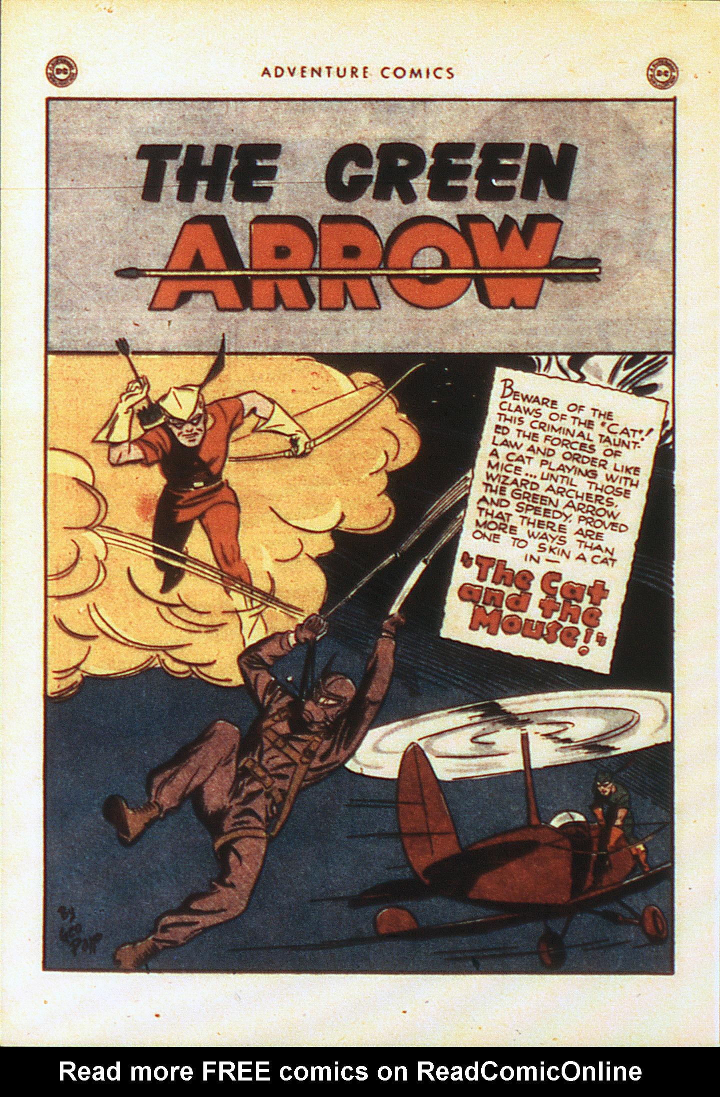 Read online Adventure Comics (1938) comic -  Issue #104 - 41