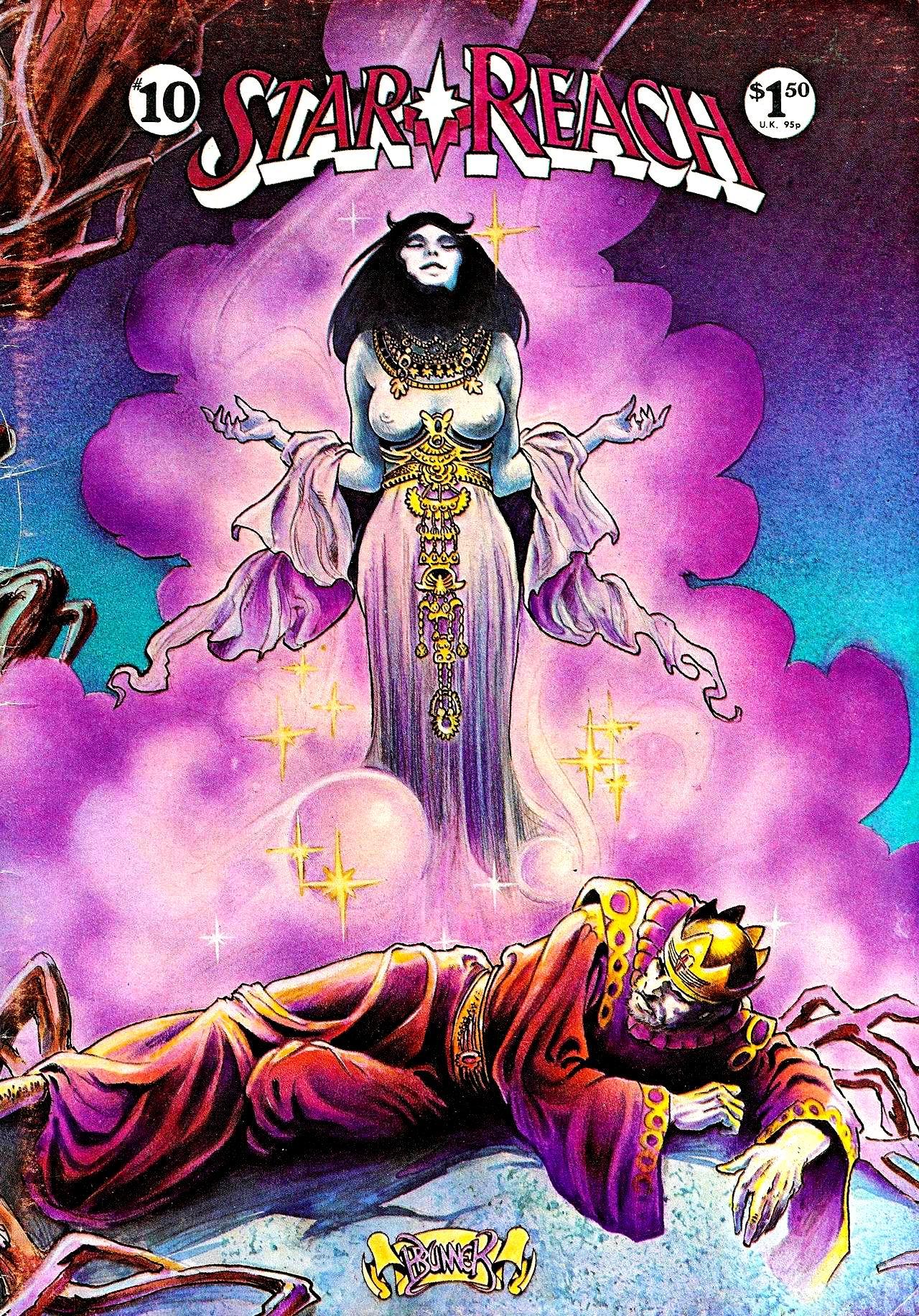 Read online Star*Reach comic -  Issue #10 - 2