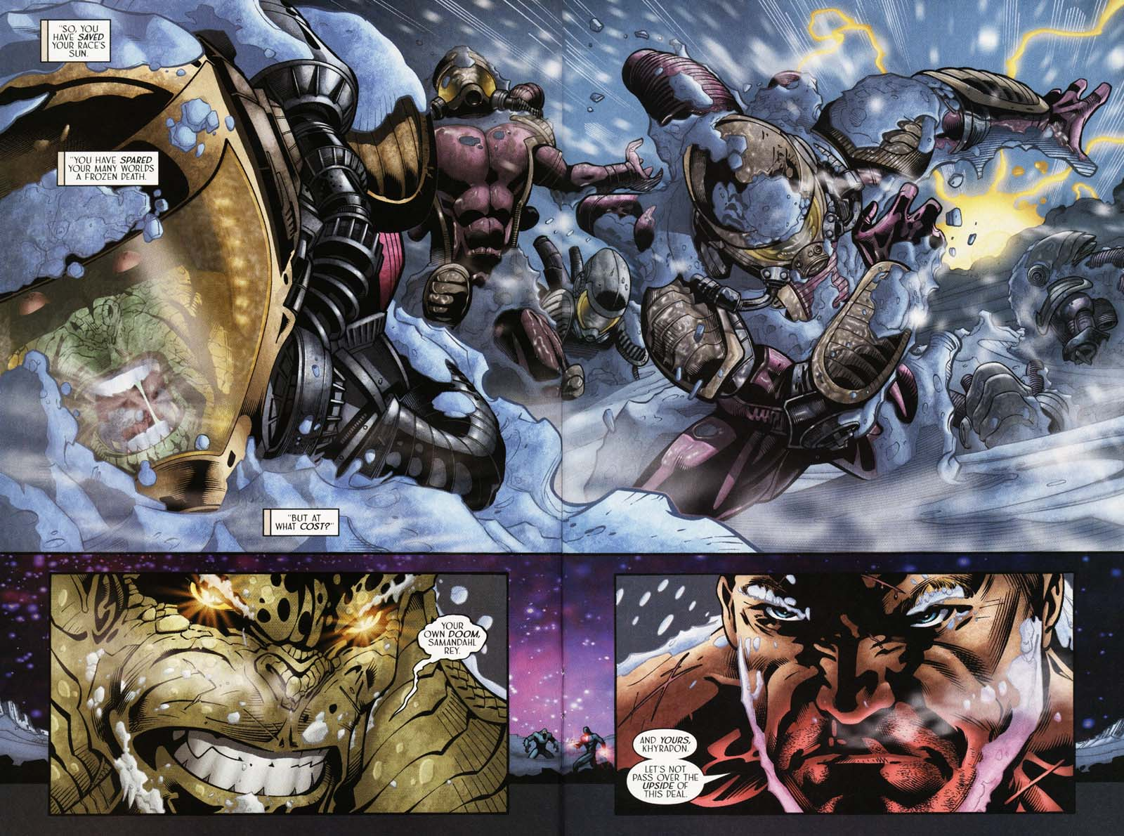 Read online Sigil (2000) comic -  Issue #29 - 5