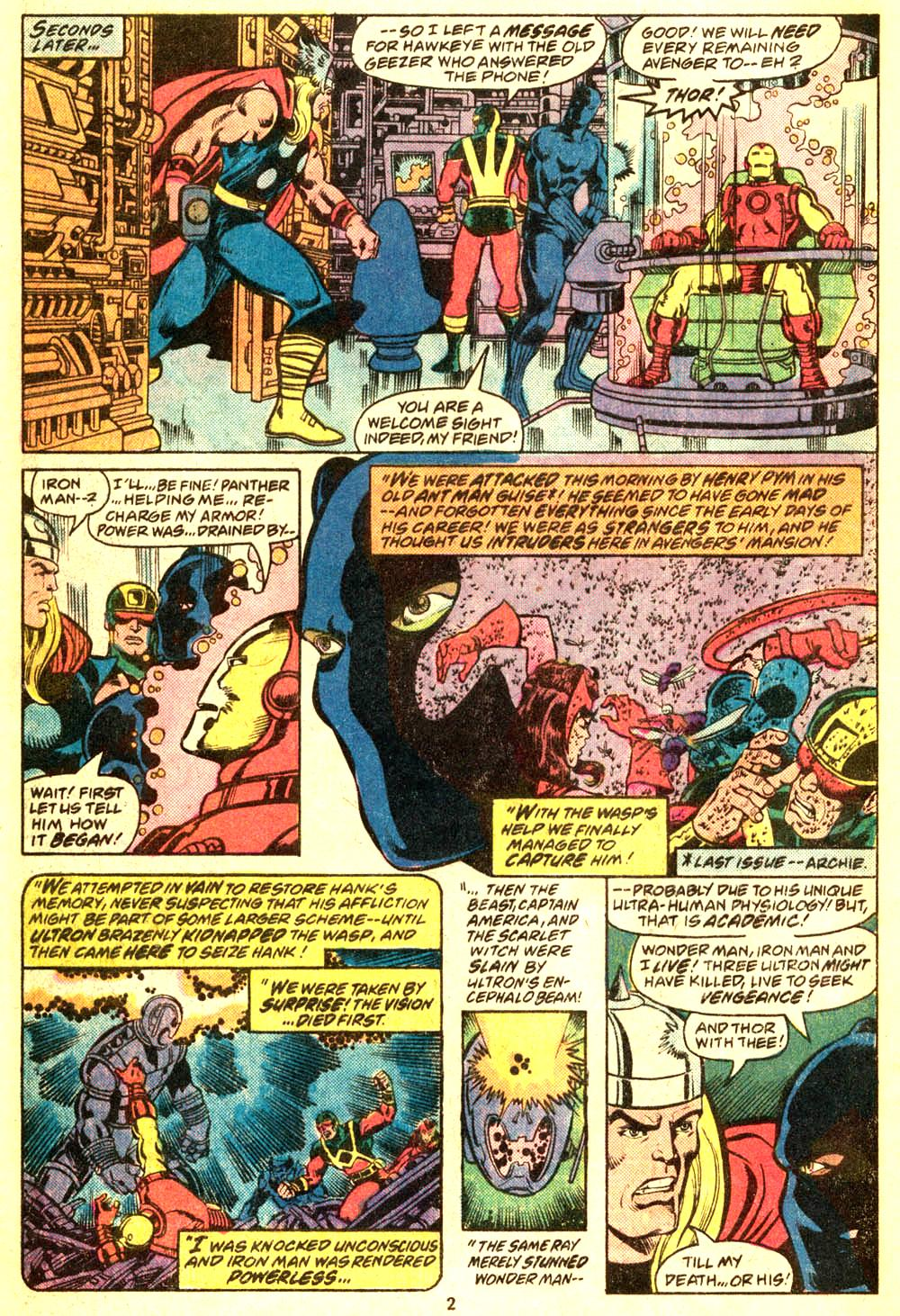 The Avengers (1963) 162 Page 2