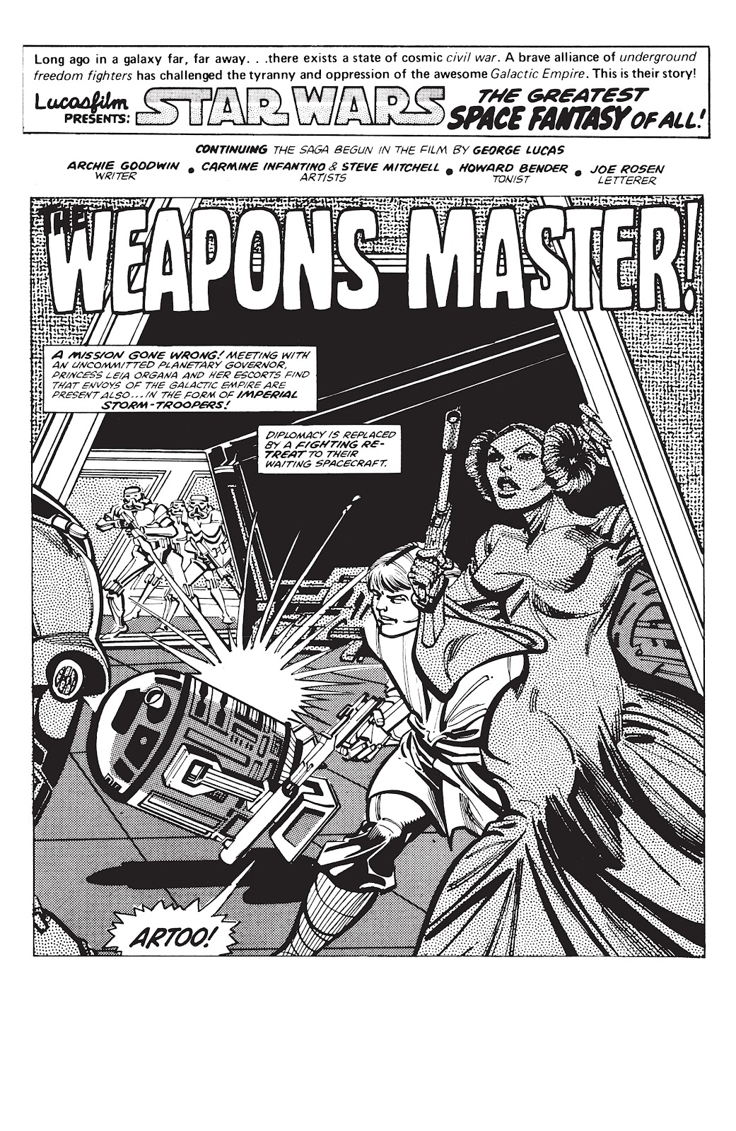 Read online Star Wars Legends: The Original Marvel Years - Epic Collection comic -  Issue # TPB 2 (Part 4) - 56