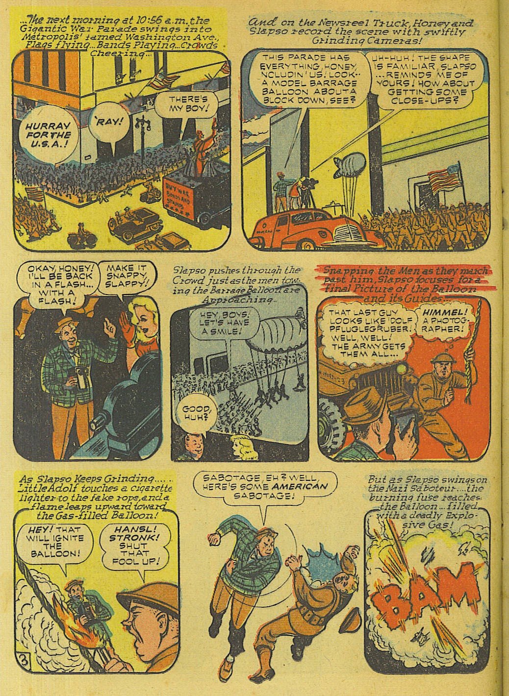 Green Hornet Comics issue 10 - Page 17