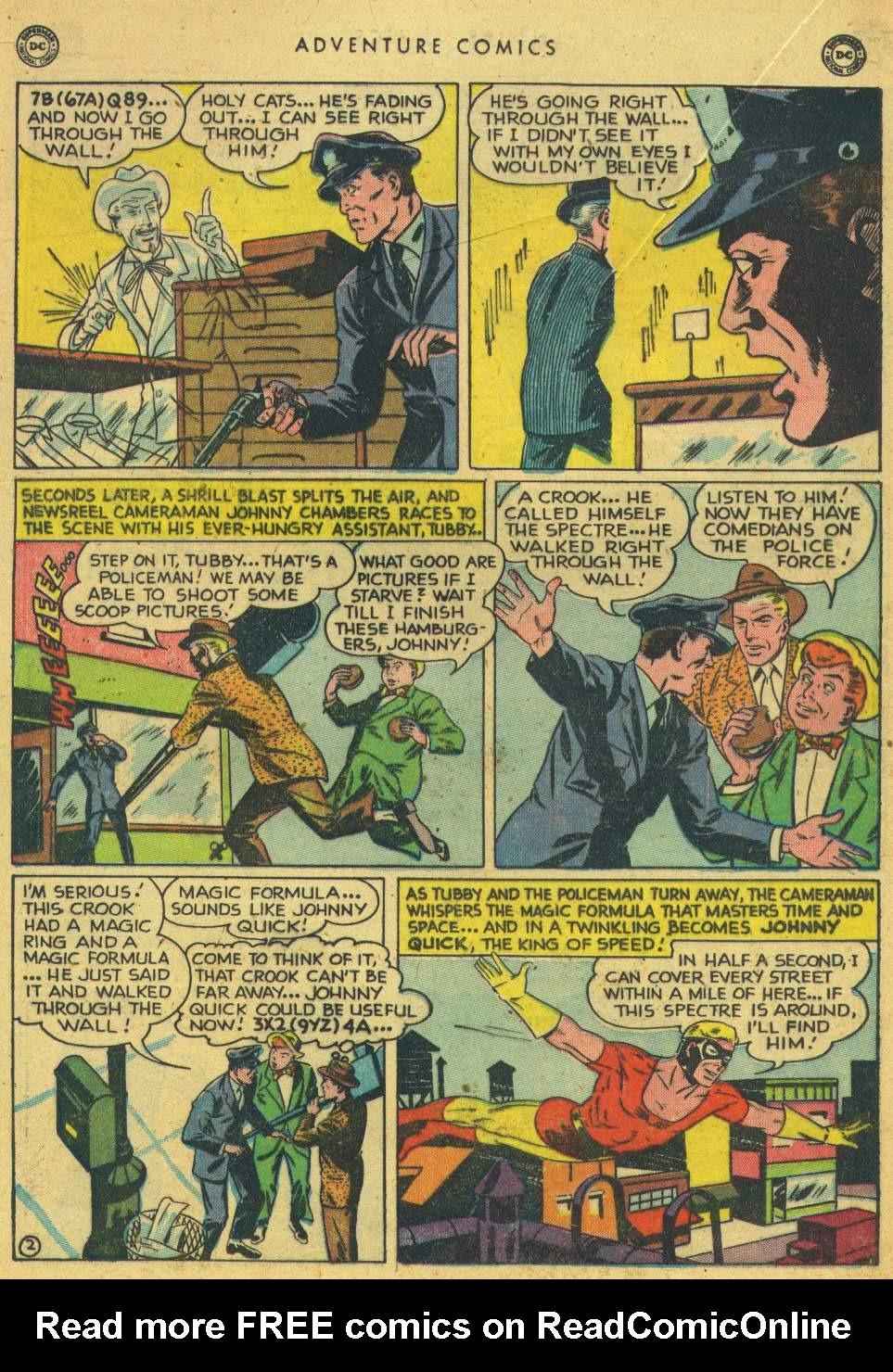 Read online Adventure Comics (1938) comic -  Issue #150 - 22