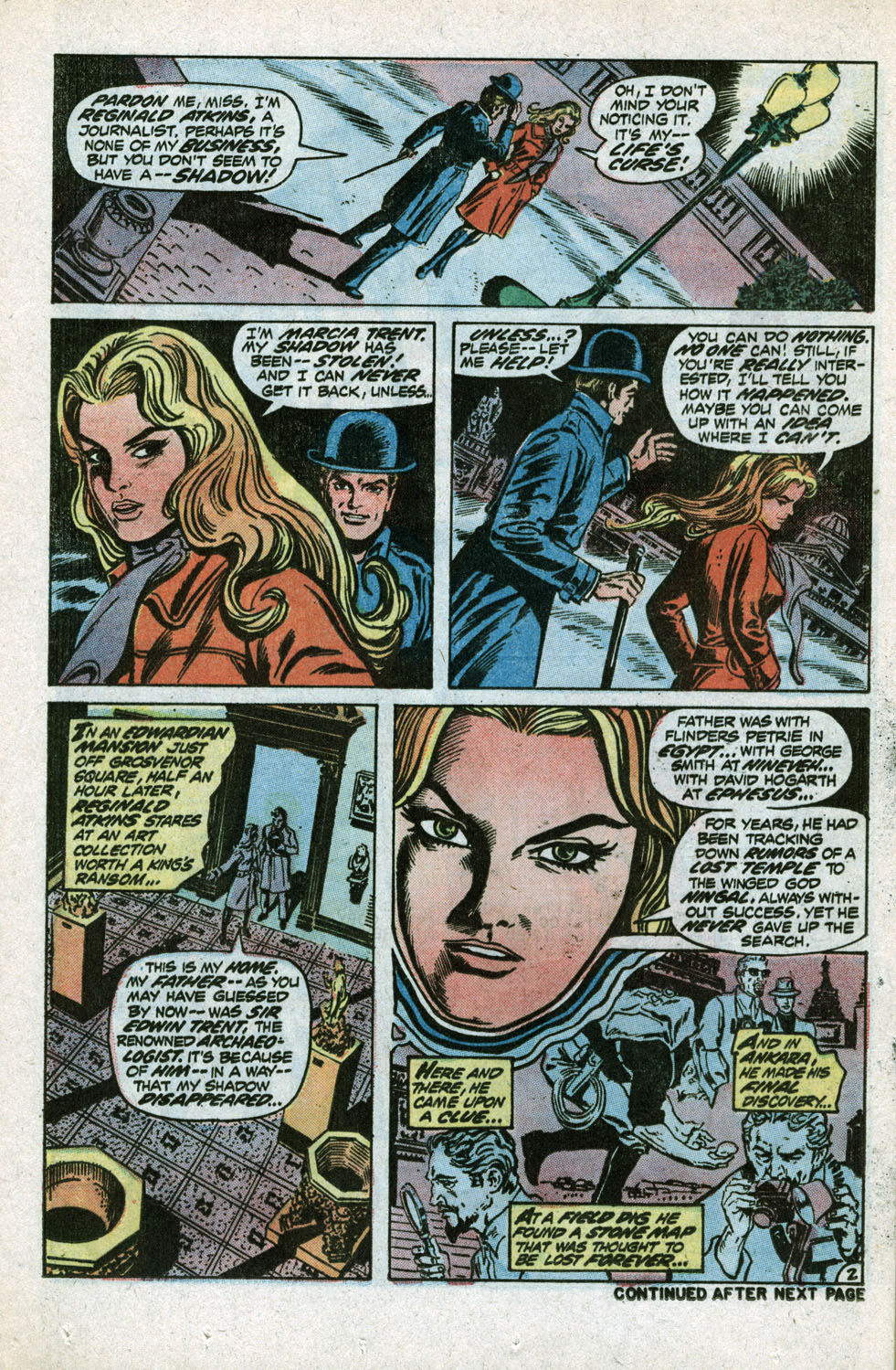 Chamber of Chills (1972) issue 3 - Page 24