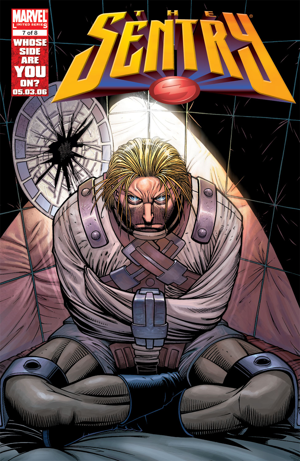 Read online Sentry (2006) comic -  Issue #7 - 1