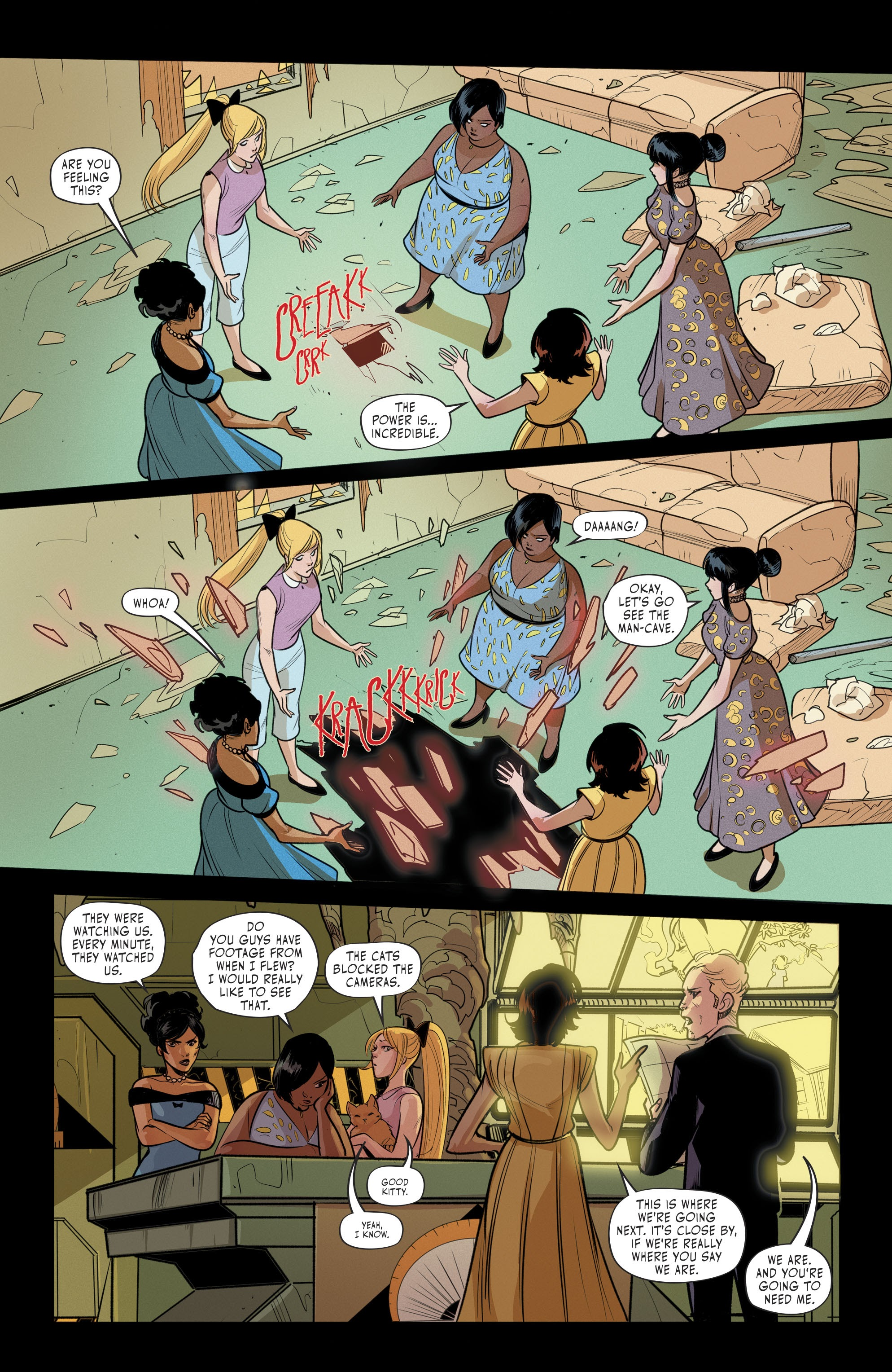 Hex Wives #6 #6 - English 16
