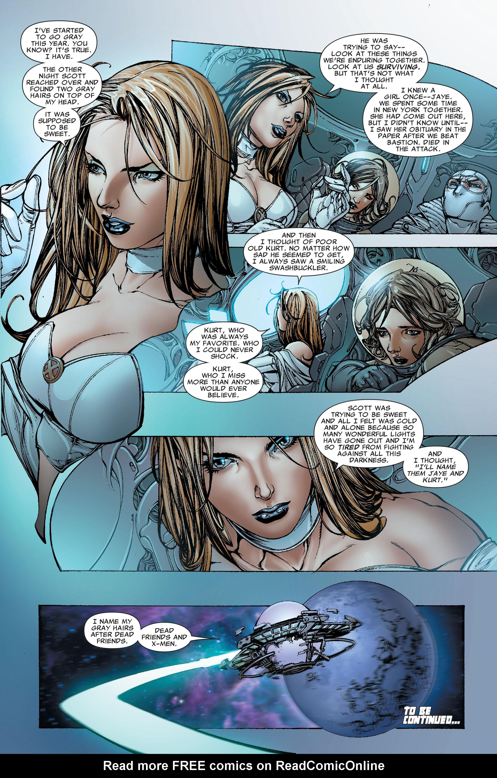 Read online Uncanny X-Men (1963) comic -  Issue #529 - 24