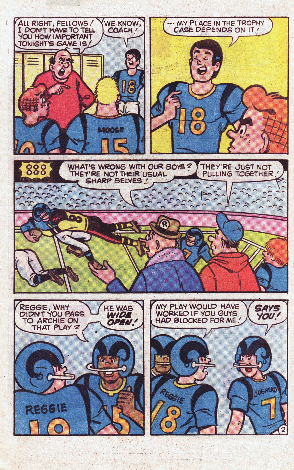 Read online Archie (1960) comic -  Issue #301 - 4