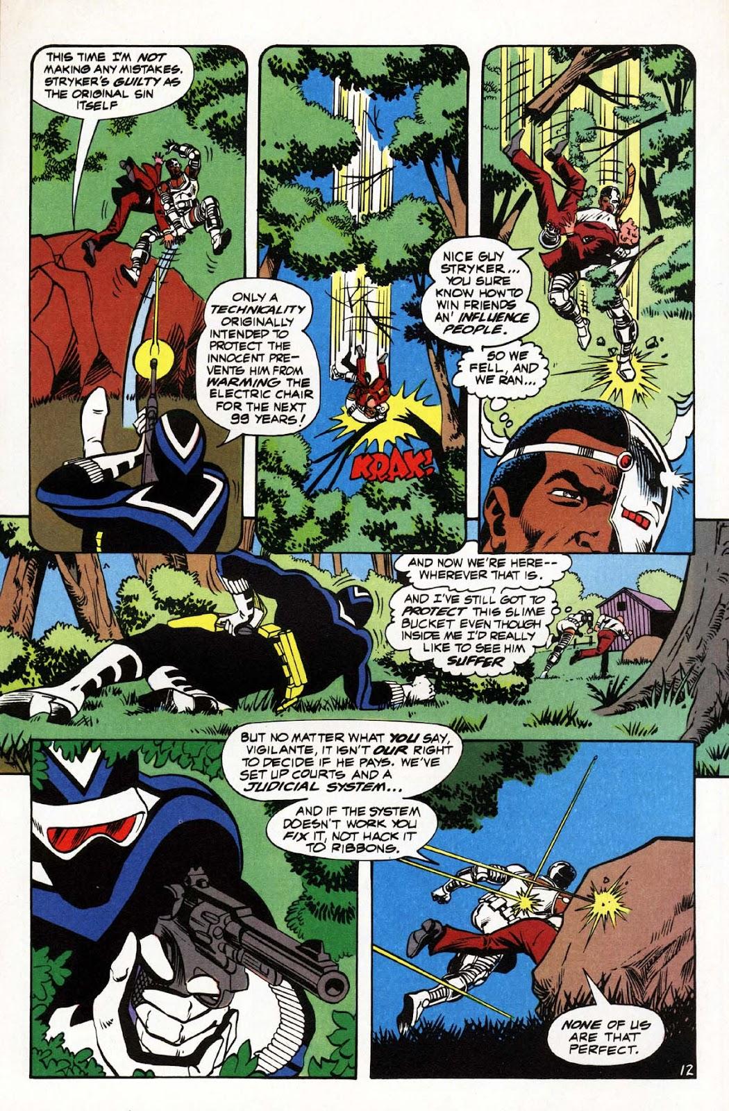 Vigilante (1983) issue 3 - Page 13