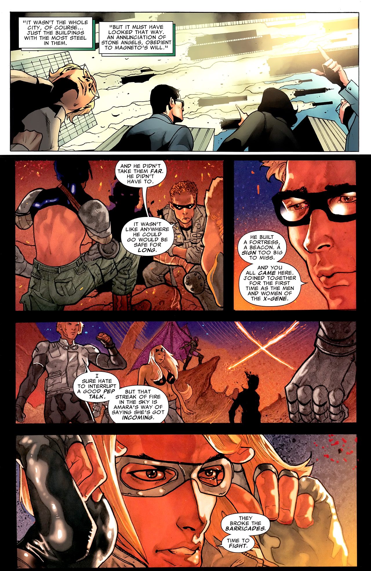Read online Age of X: Alpha comic -  Issue #Age of X: Alpha Full - 42