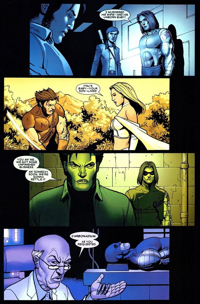 Read online Wolverine: Origins comic -  Issue #25 - 18