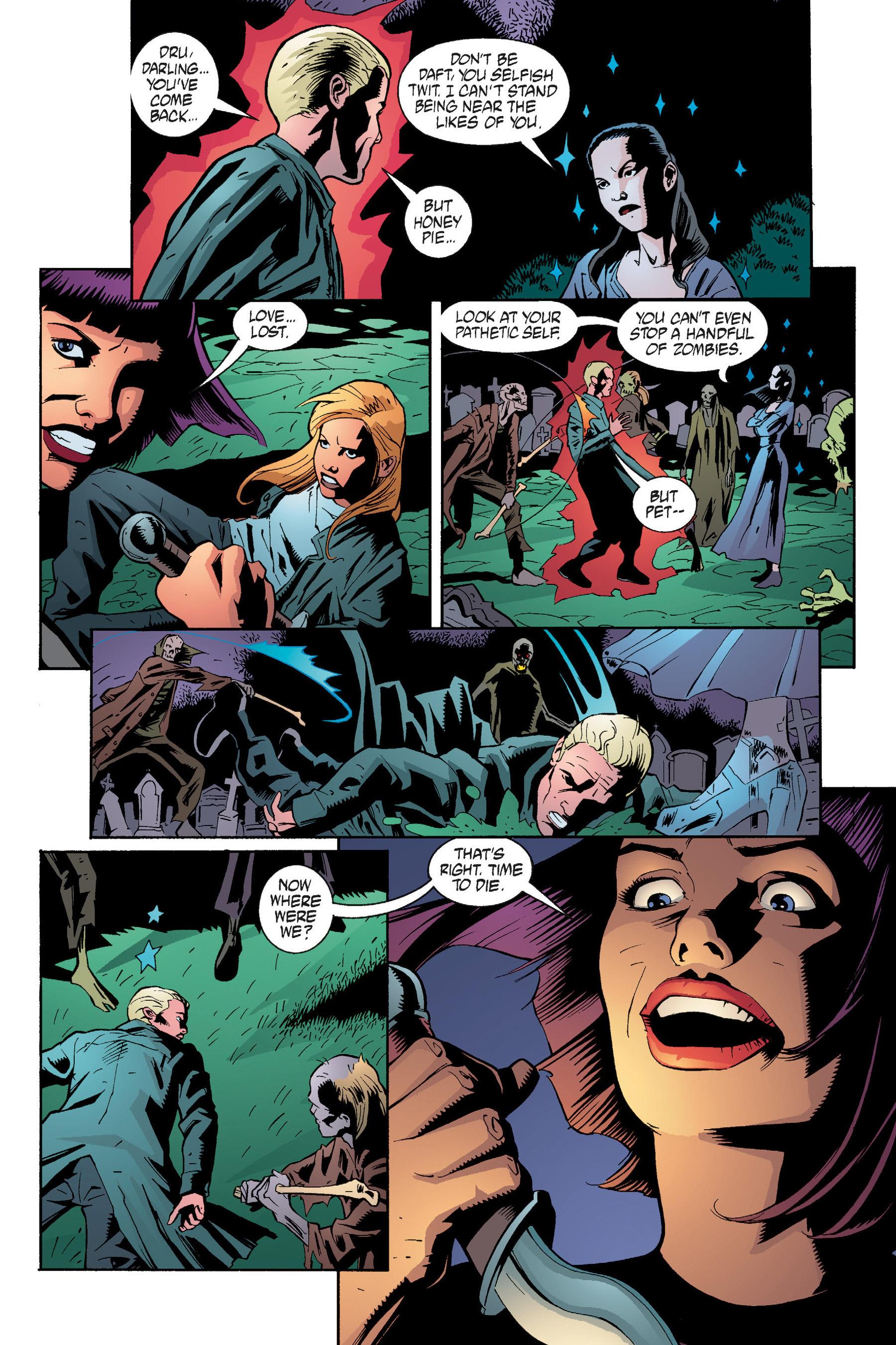 Read online Buffy the Vampire Slayer: Omnibus comic -  Issue # TPB 5 - 292