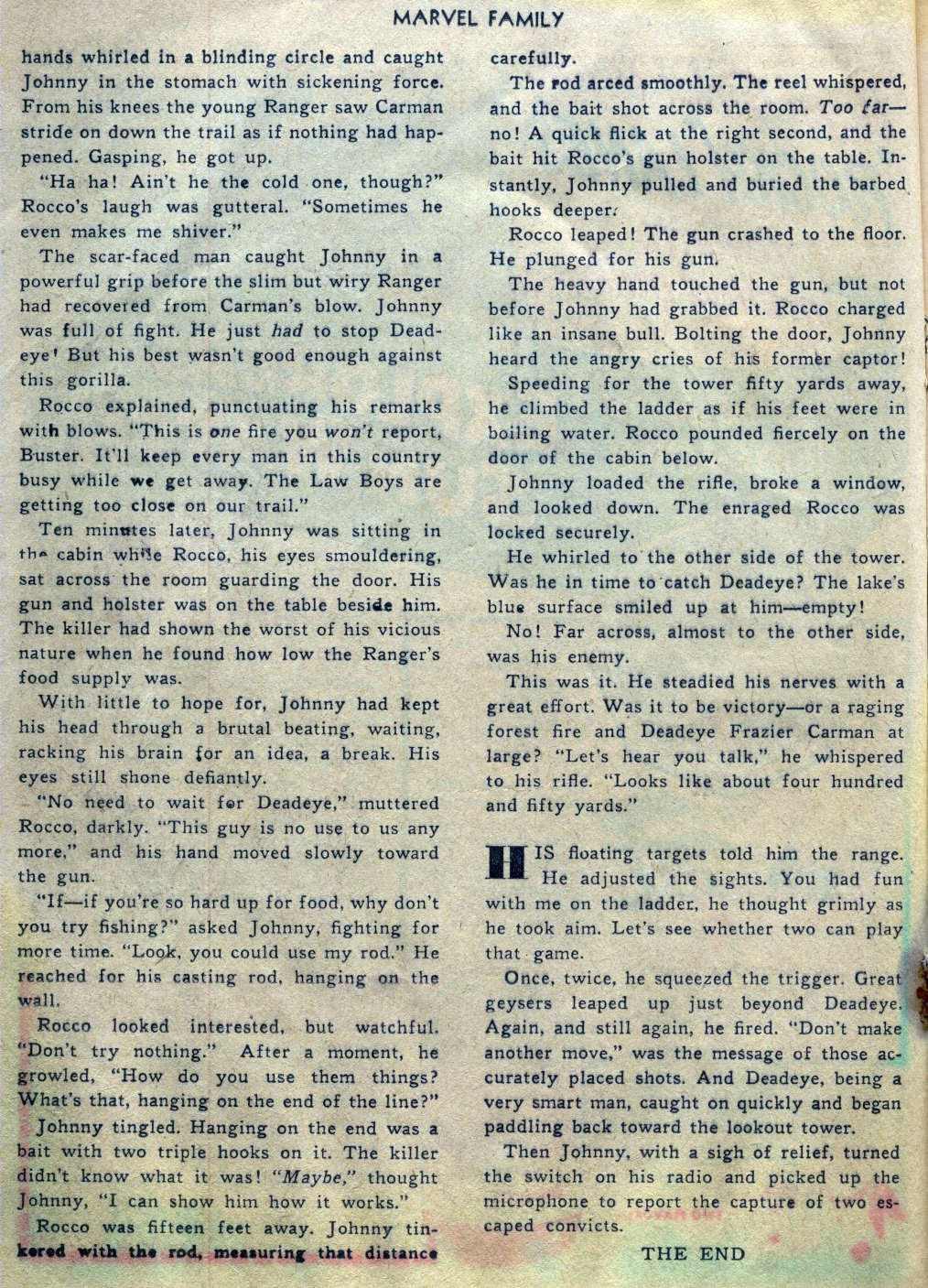 The Marvel Family issue 52 - Page 15