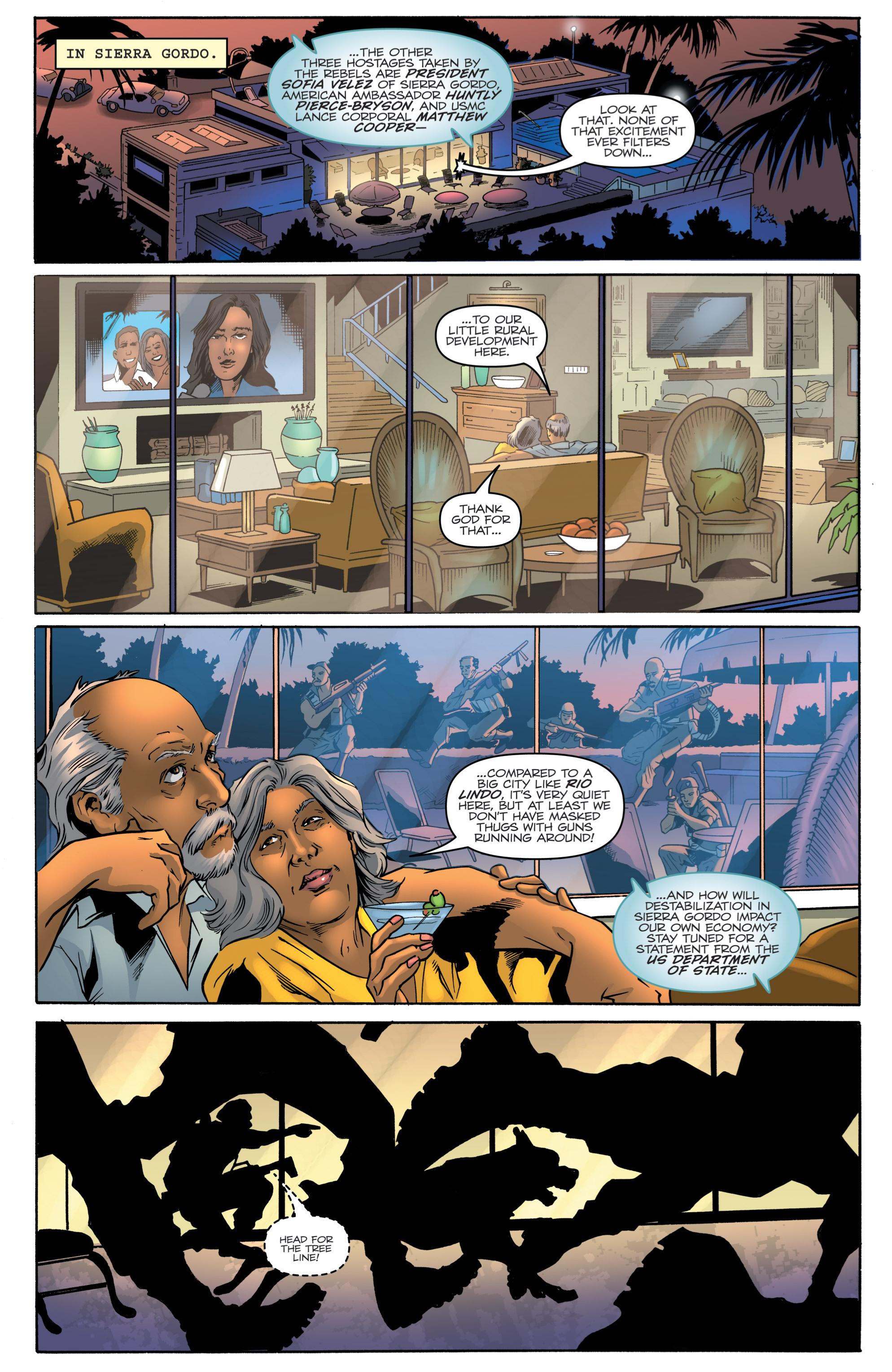 G.I. Joe: A Real American Hero 195 Page 4
