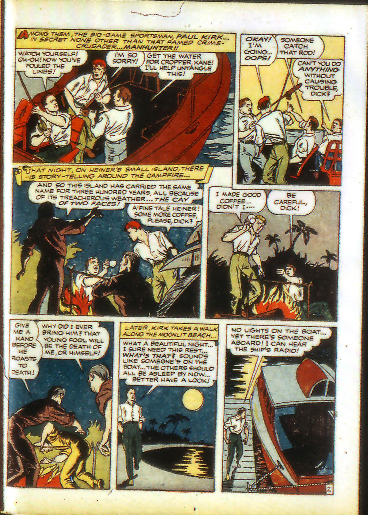 Read online Adventure Comics (1938) comic -  Issue #89 - 41