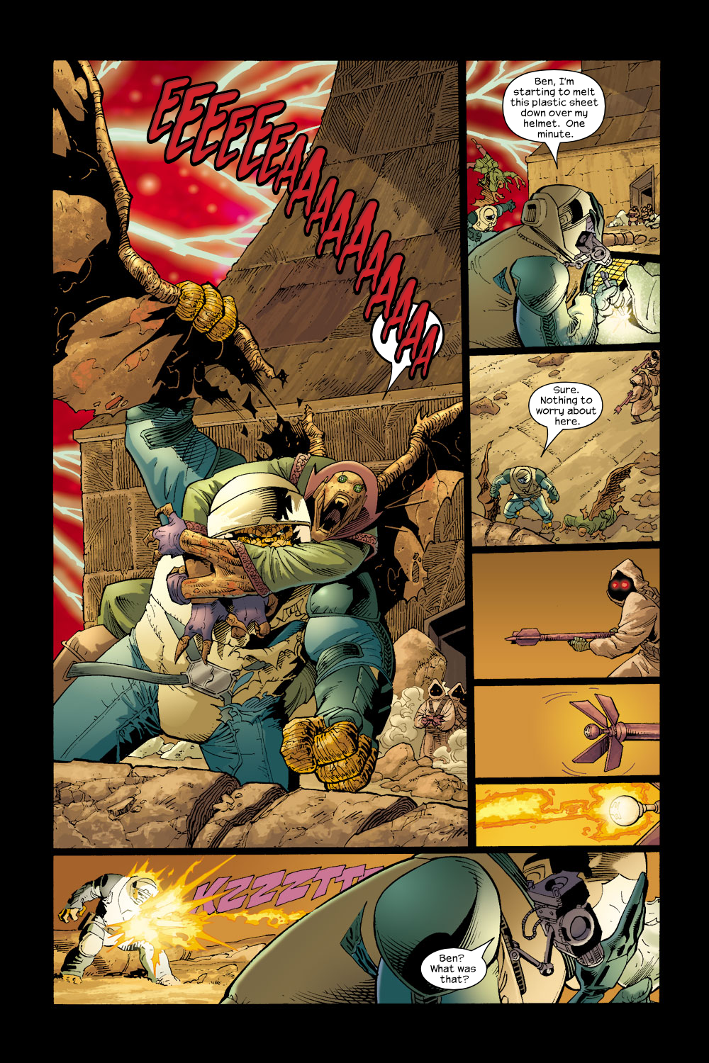 Read online Ultimate Fantastic Four (2004) comic -  Issue #17 - 9