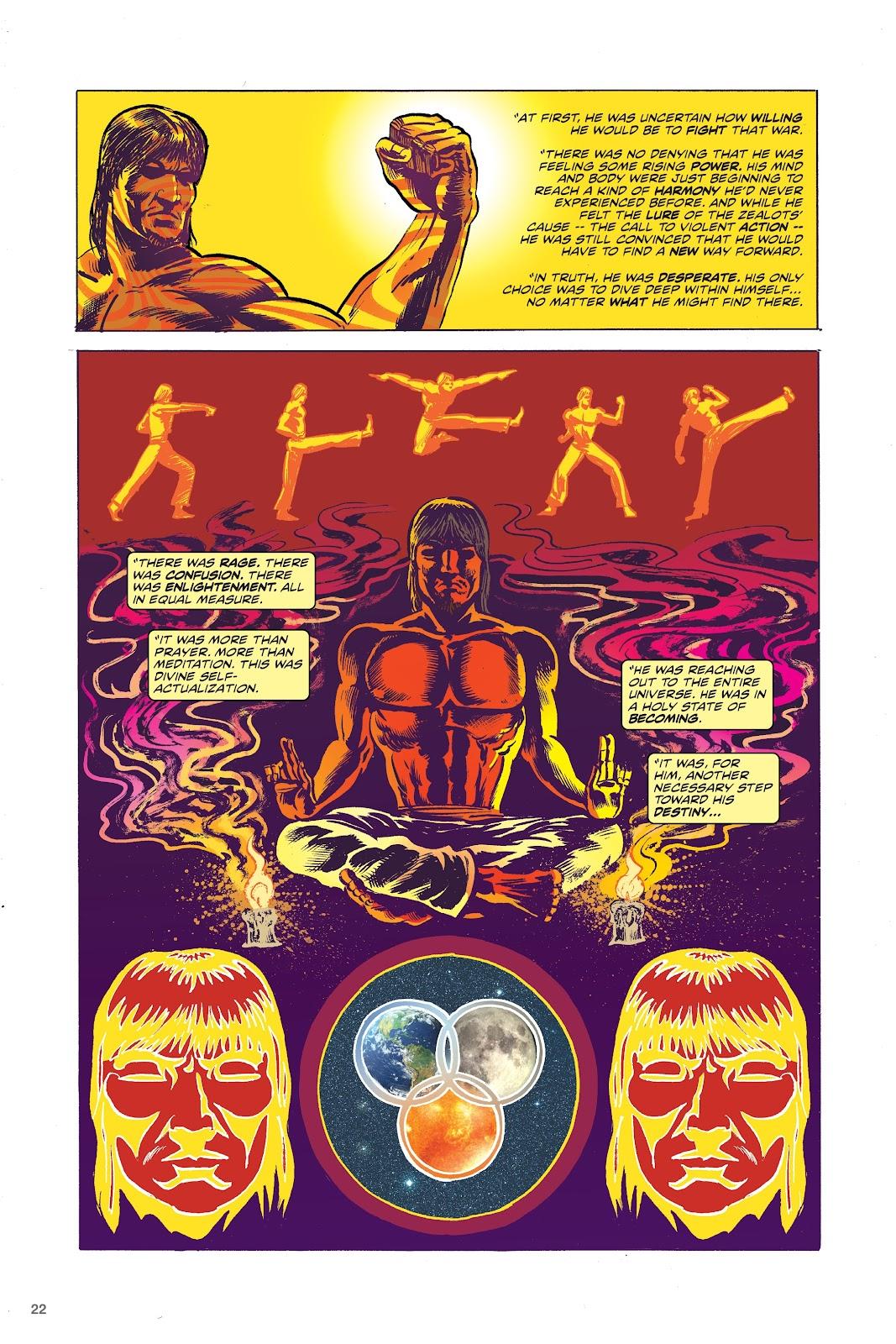 Read online Jesusfreak comic -  Issue # Full - 18