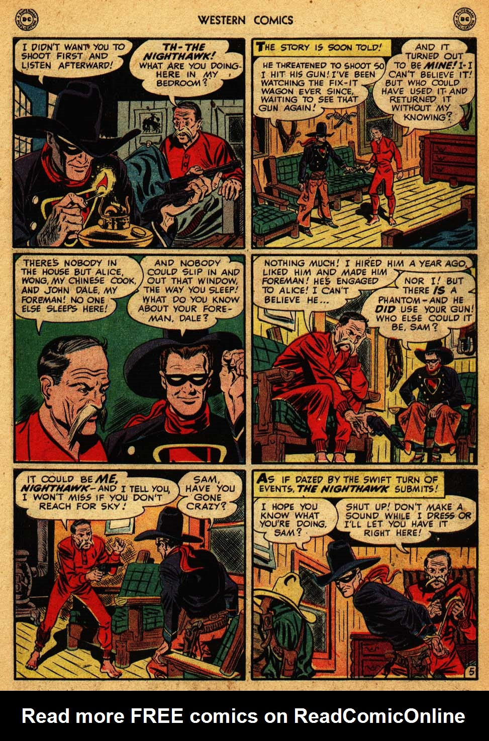 Western Comics issue 9 - Page 45