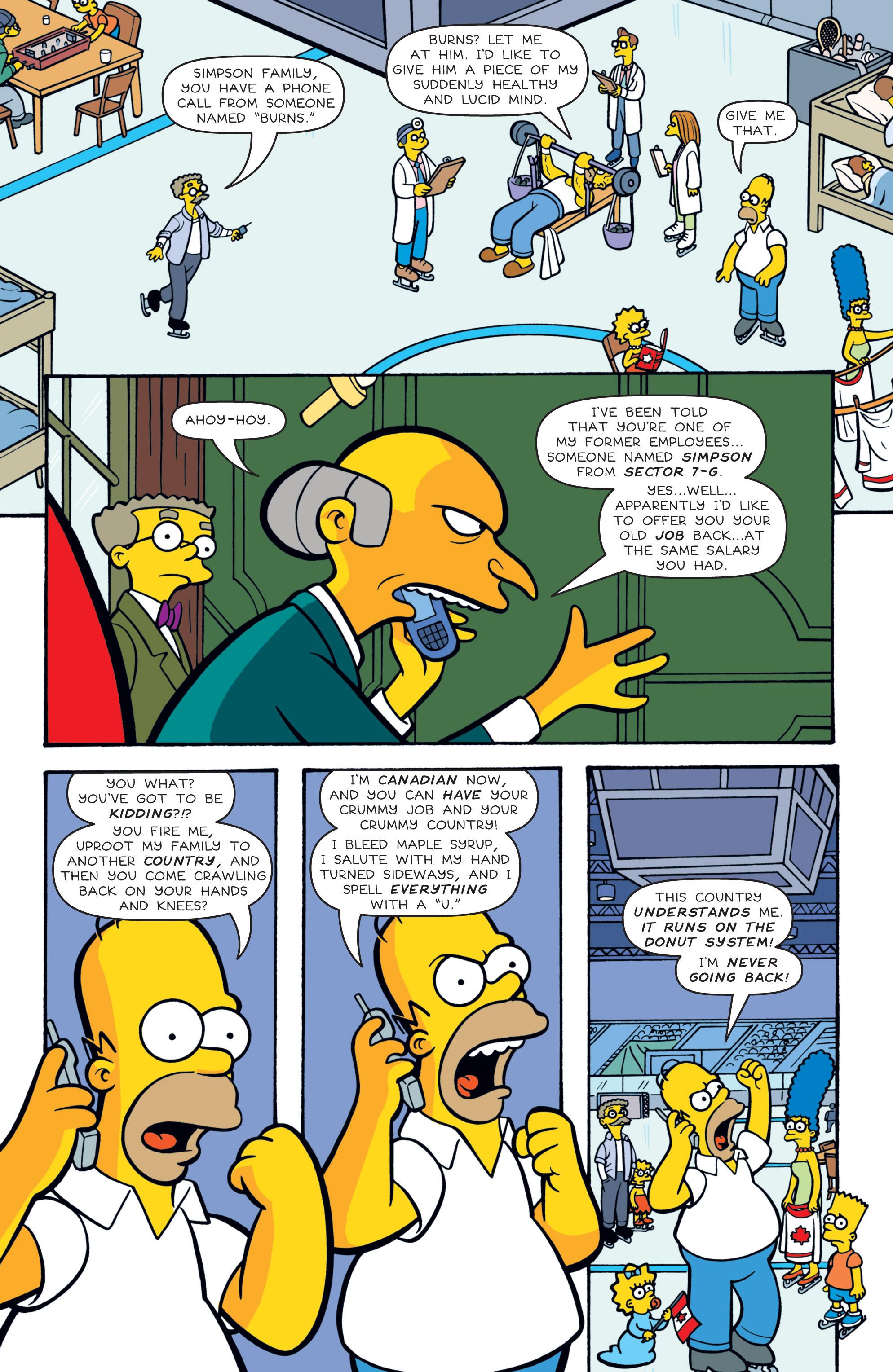 Read online Simpsons Comics comic -  Issue #180 - 20