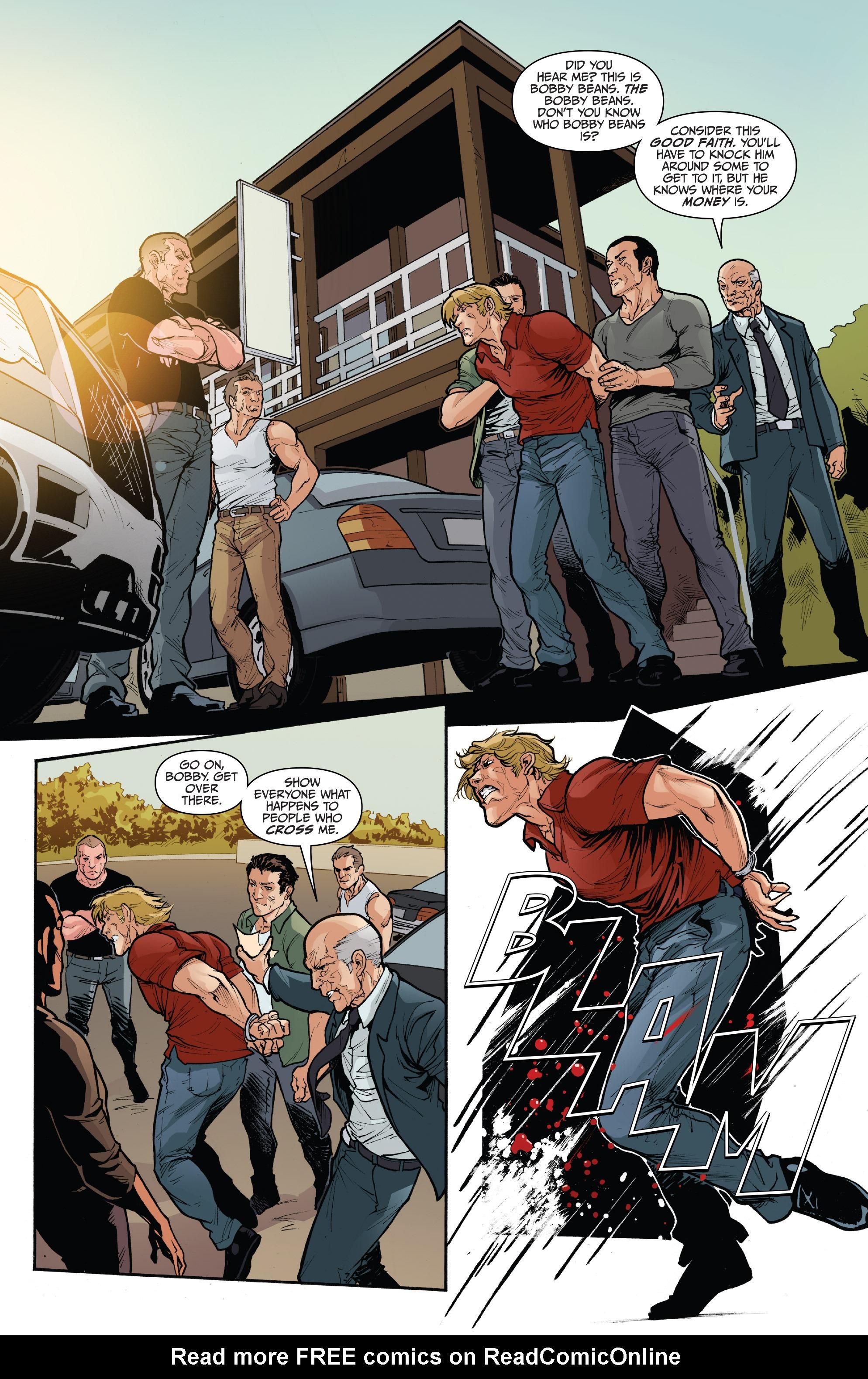 Read online 3 Guns comic -  Issue #5 - 3