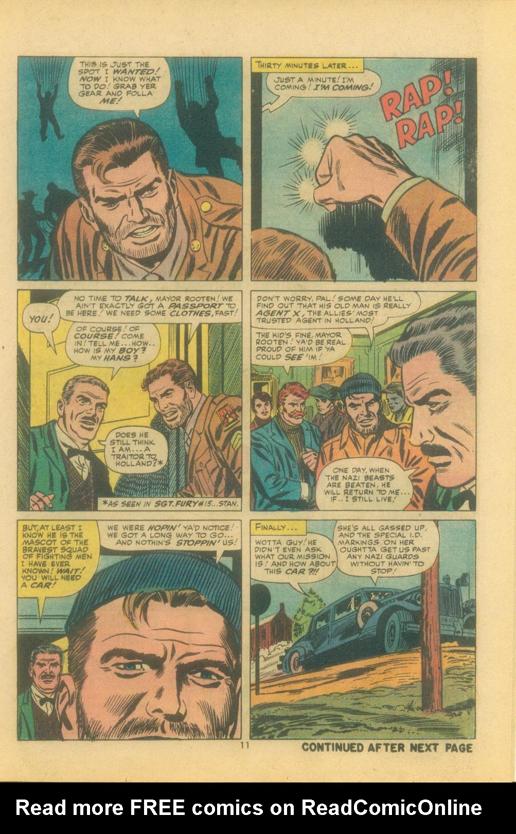 Read online Sgt. Fury comic -  Issue #121 - 13