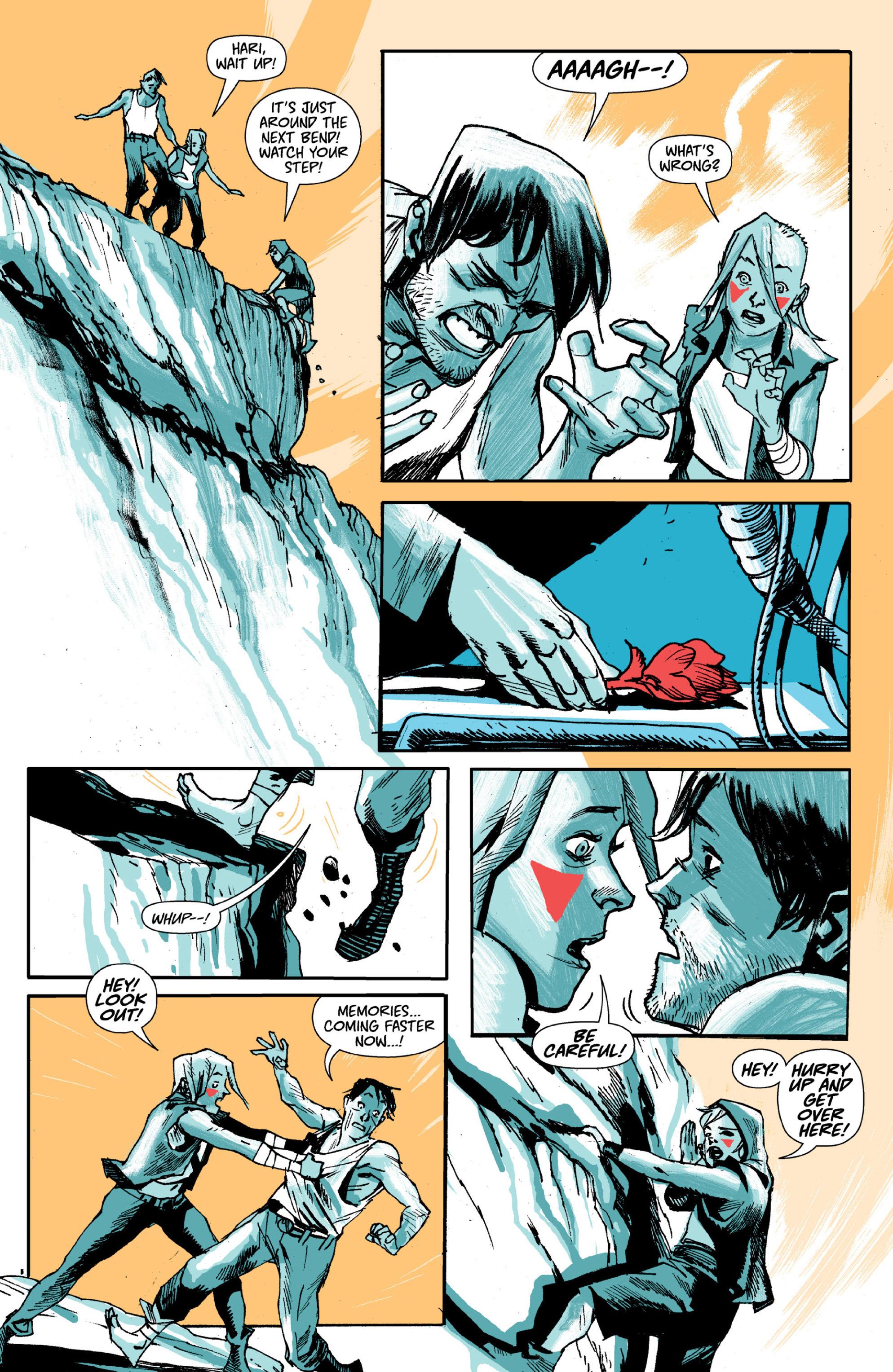 Read online Ei8ht comic -  Issue # TPB - 68